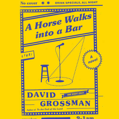 A Horse Walks into a Bar Audiobook, by David Grossman