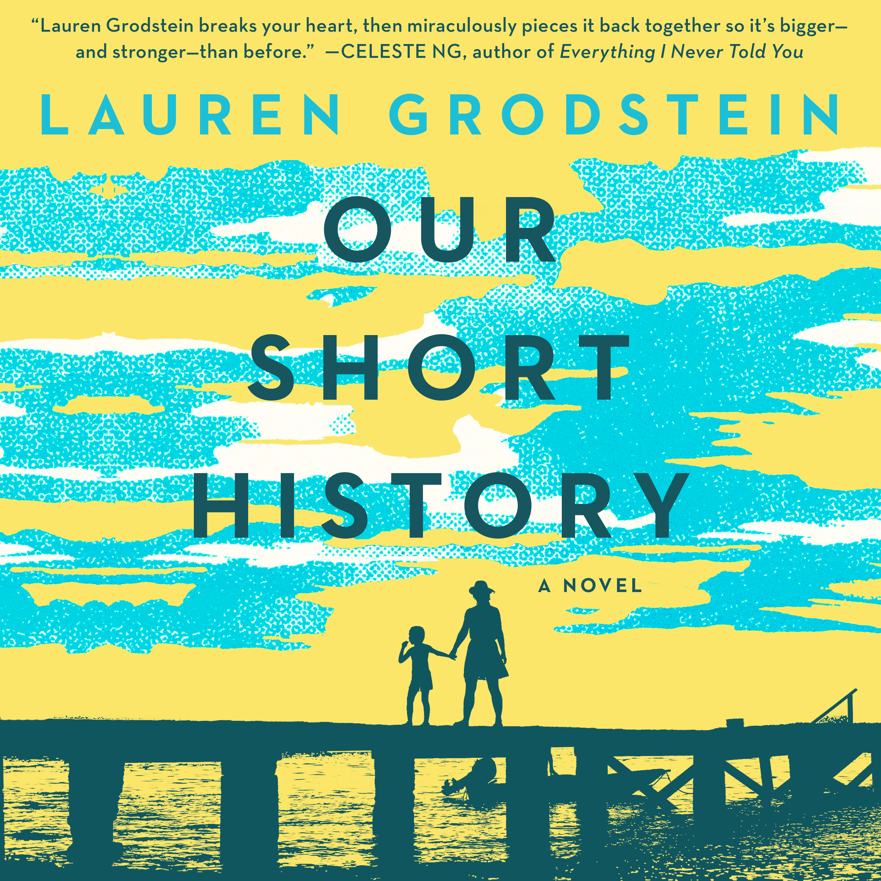 Printable Our Short History: A Novel Audiobook Cover Art