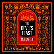 The Devils Feast Audiobook, by M. J. Carter