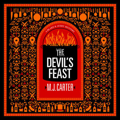 The Devil's Feast Audiobook, by M.J. Carter