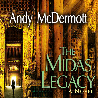 The Midas Legacy Audiobook, by Andy McDermott