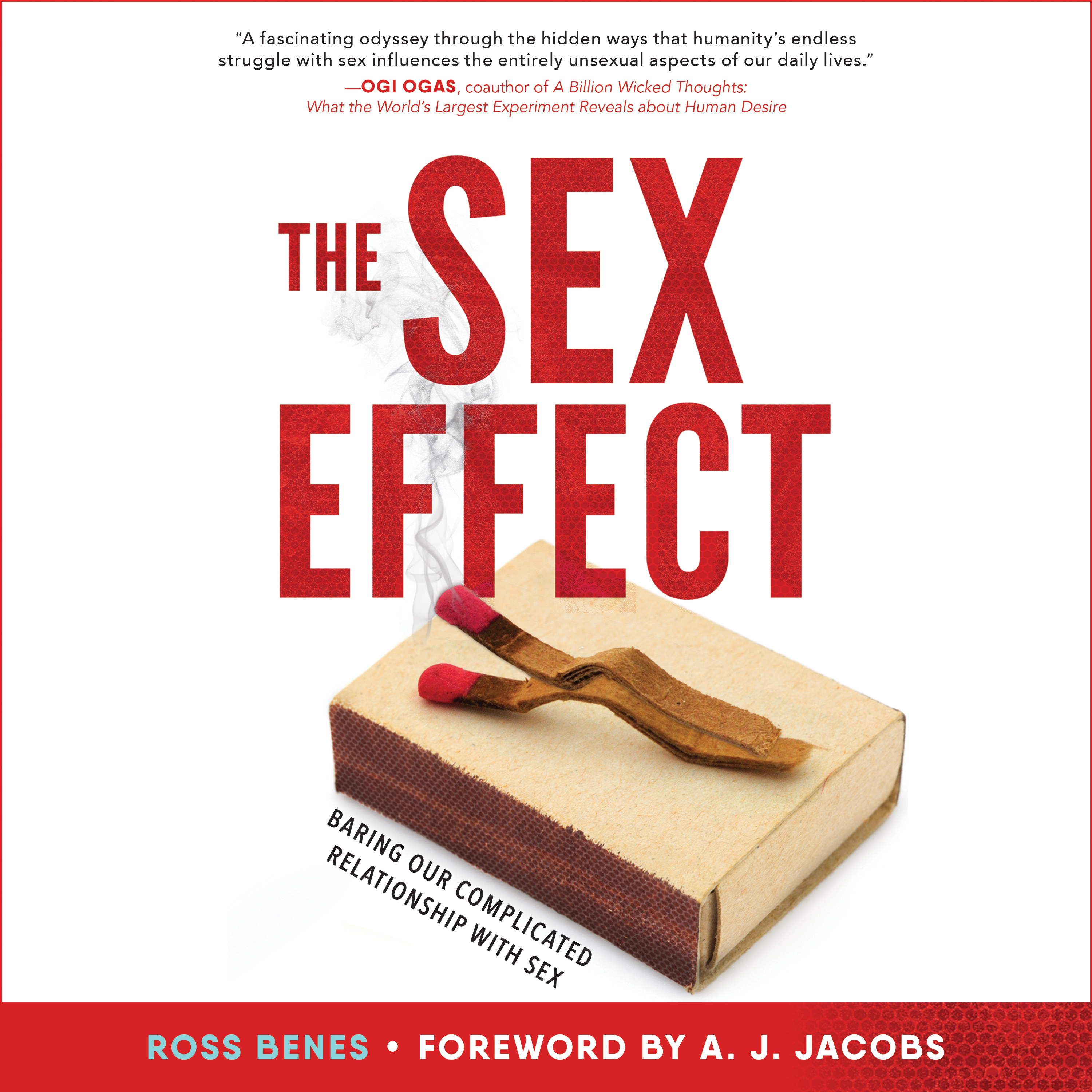 Printable The Sex Effect: Baring Our Complicated Relationship with Sex Audiobook Cover Art