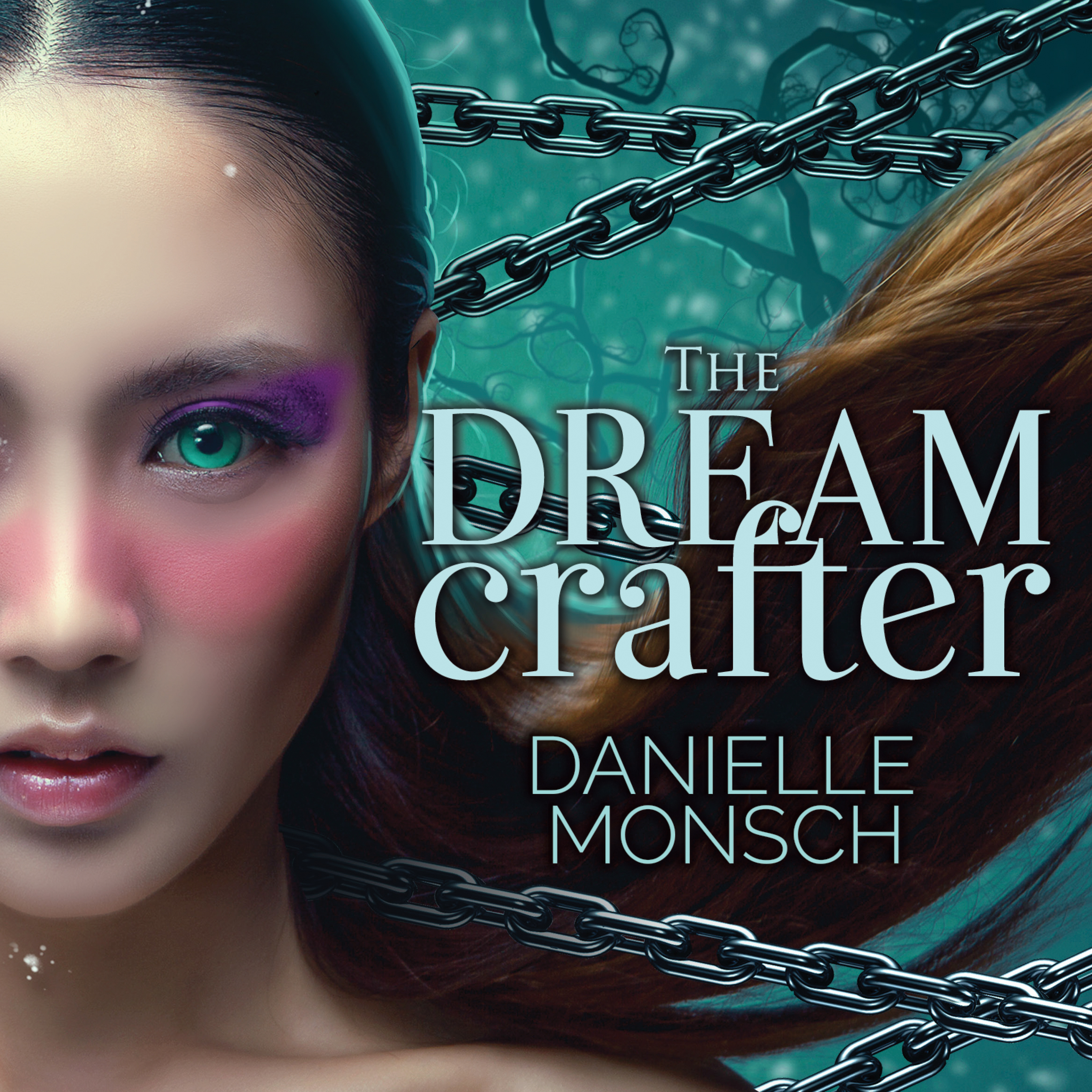Printable The Dream Crafter Audiobook Cover Art