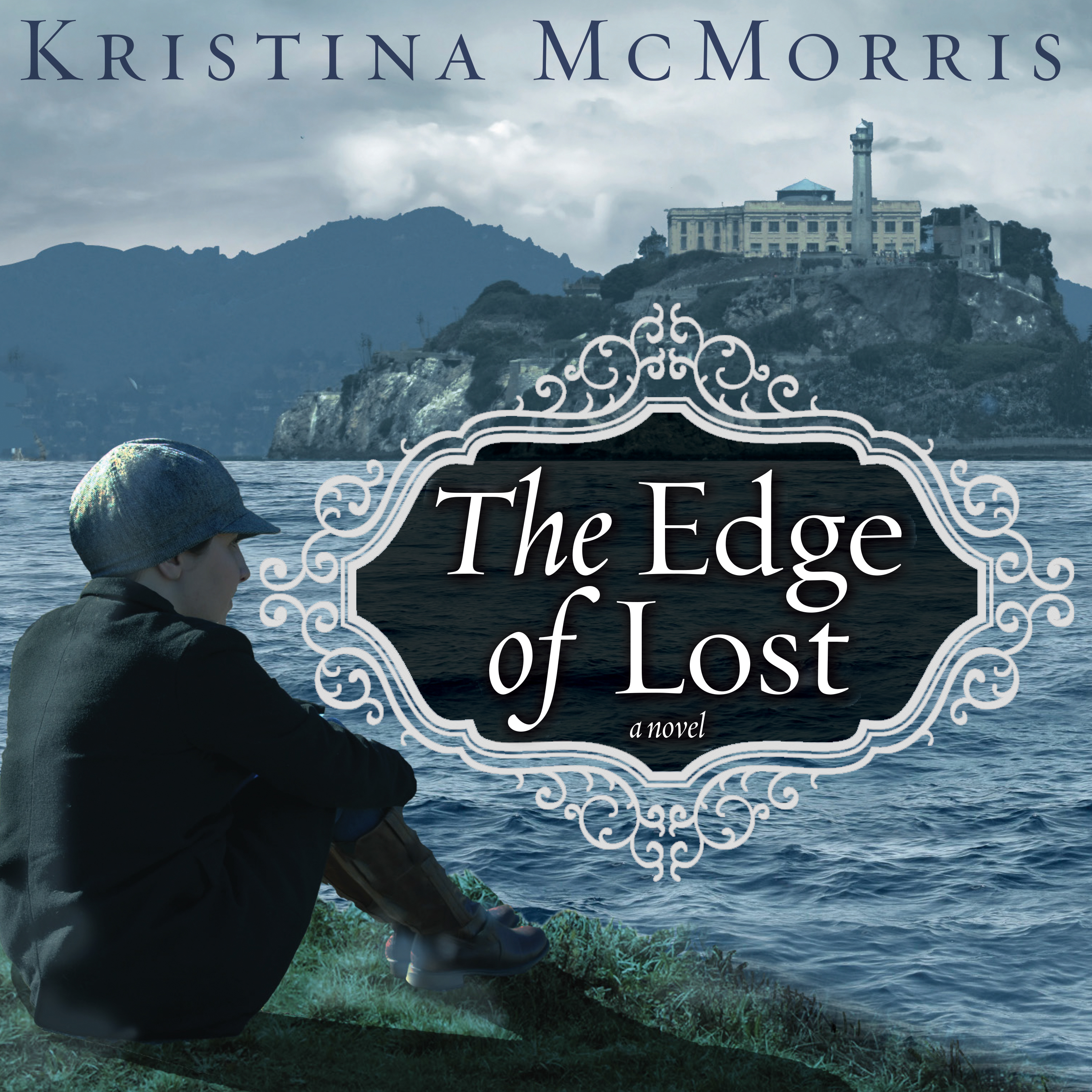Printable The Edge of Lost Audiobook Cover Art