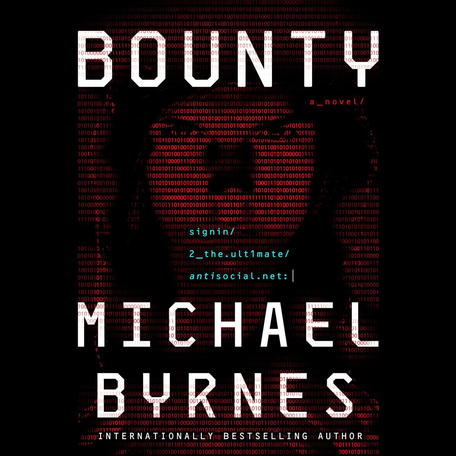 Printable Bounty: A Novel Audiobook Cover Art