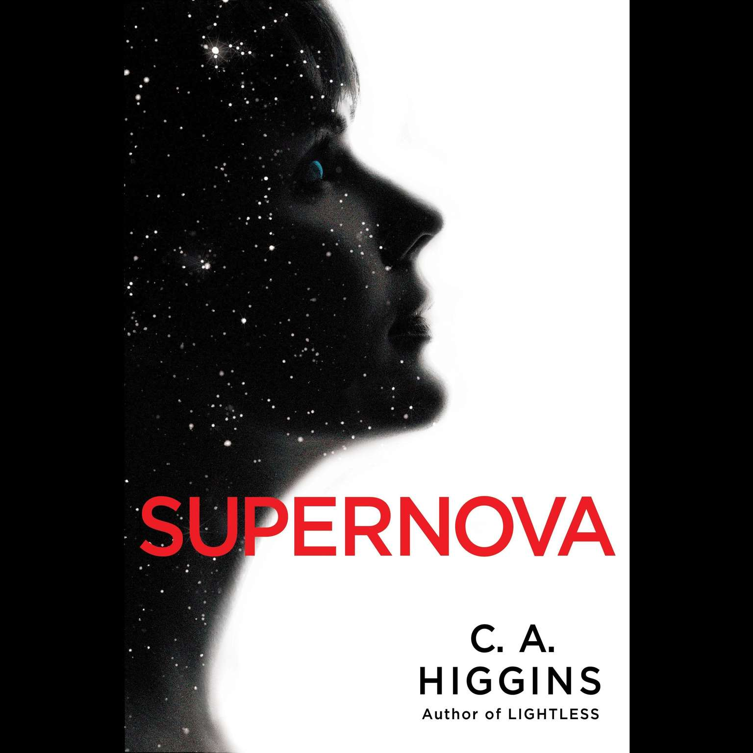 Printable Supernova Audiobook Cover Art