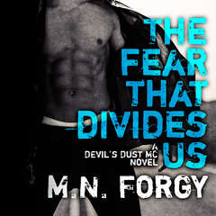 The Fear That Divides Us Audiobook, by M. N. Forgy