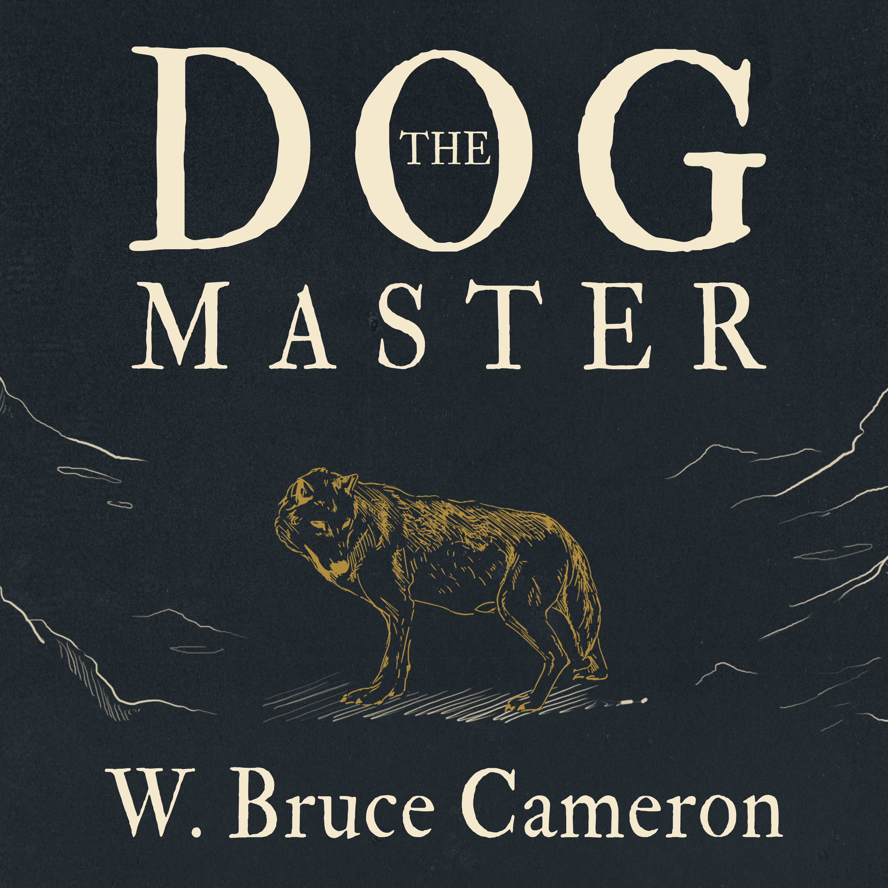 Printable The Dog Master: A Novel of the First Dog Audiobook Cover Art