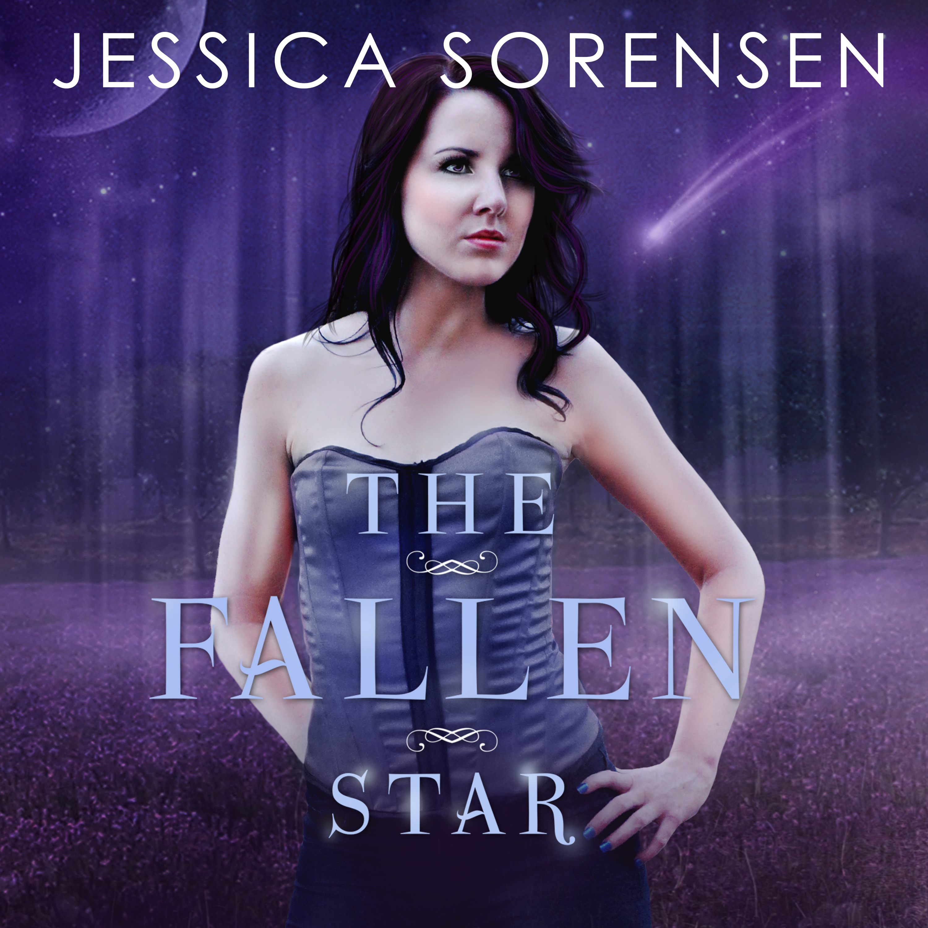 Printable The Fallen Star Audiobook Cover Art