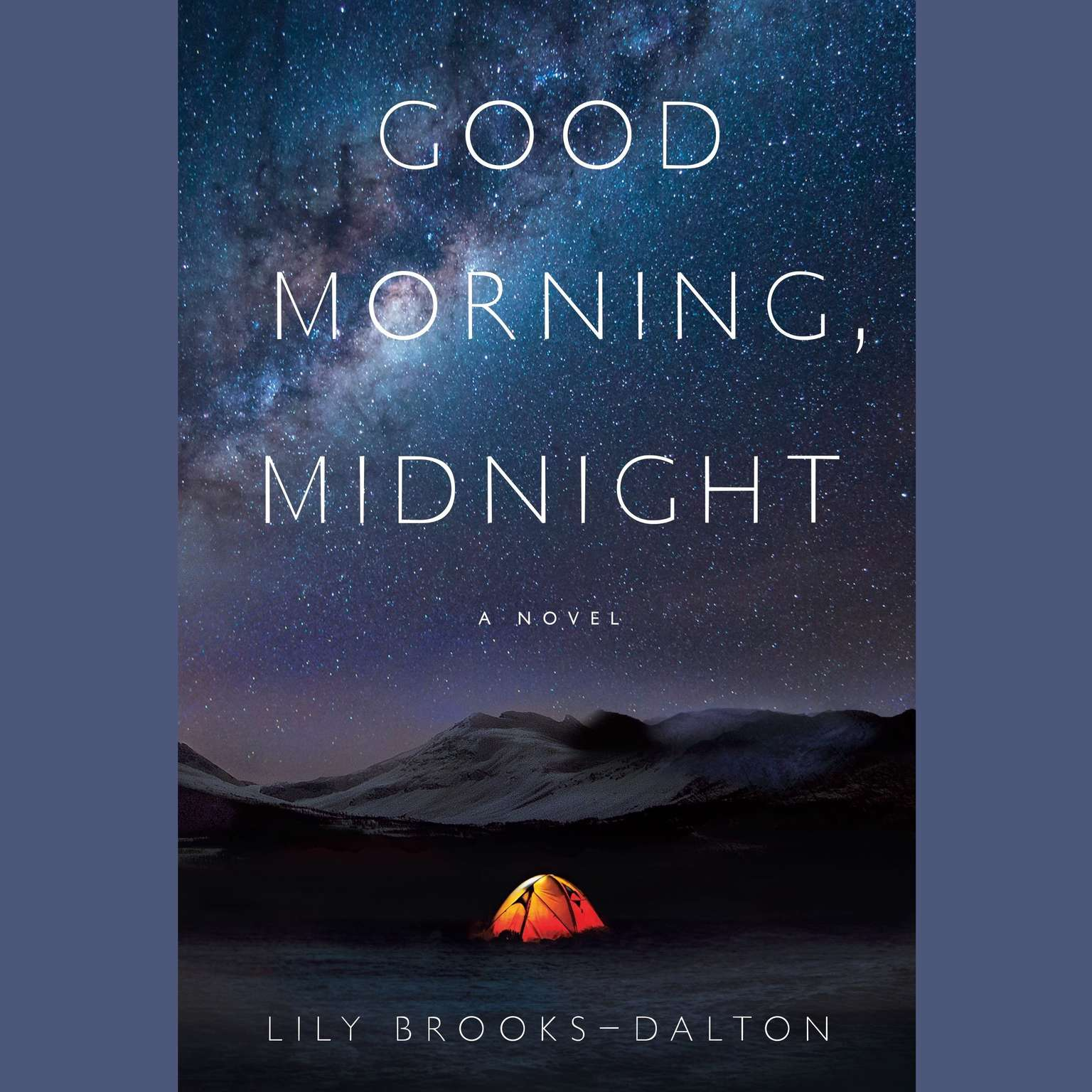 Printable Good Morning, Midnight: A Novel Audiobook Cover Art