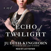 The Echo of Twilight Audiobook, by Judith Kinghorn
