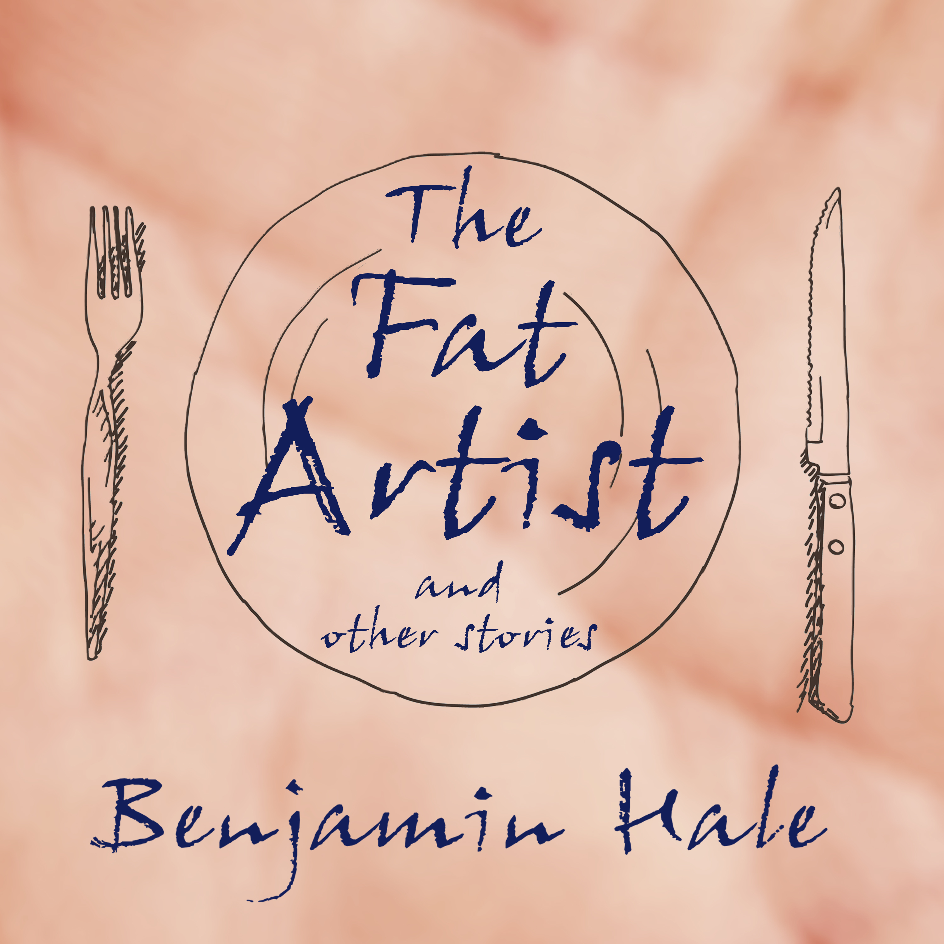 Printable The Fat Artist and Other Stories  Audiobook Cover Art