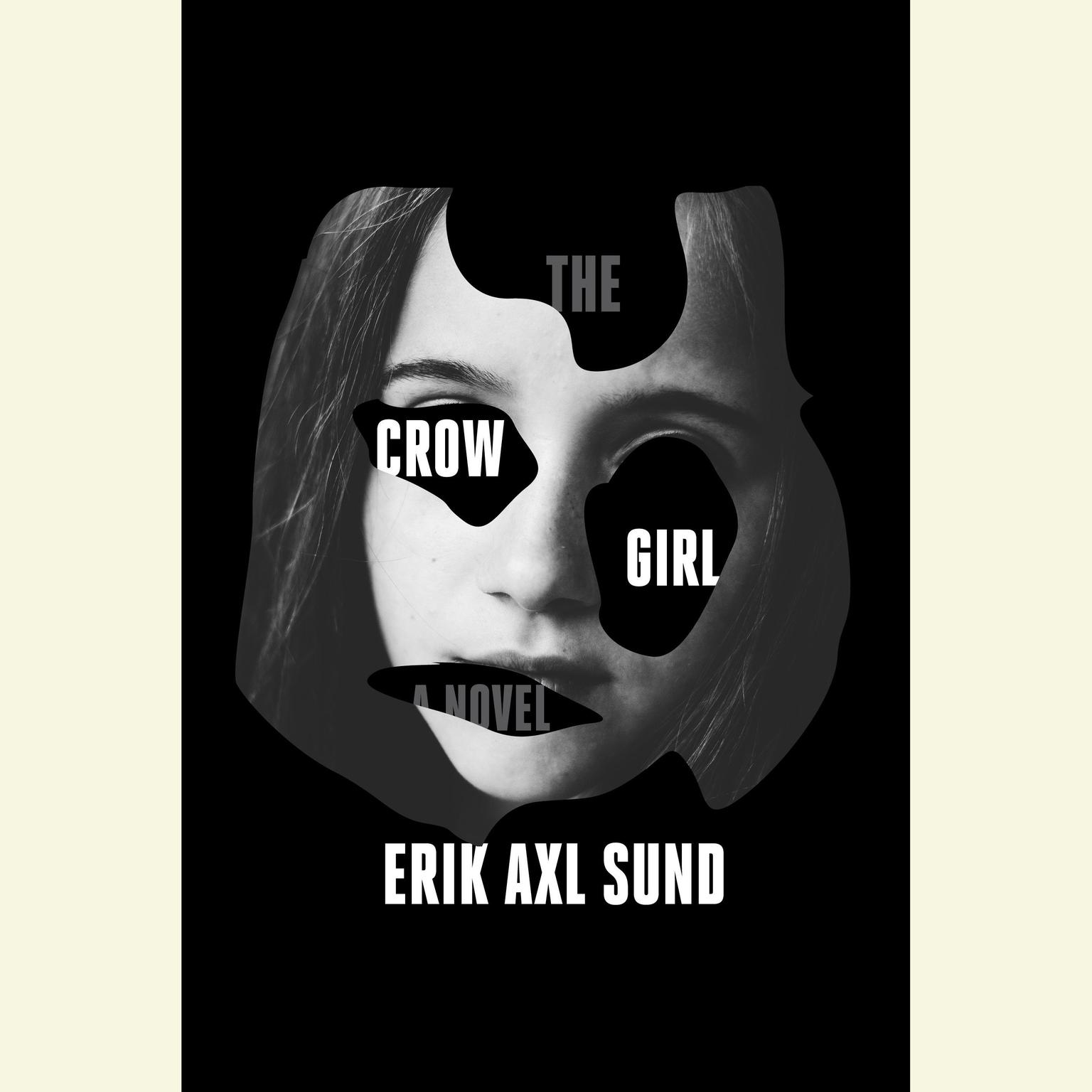 Printable The Crow Girl: A novel Audiobook Cover Art