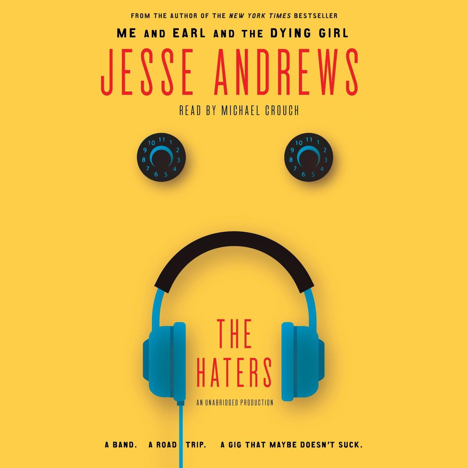 Printable The Haters Audiobook Cover Art