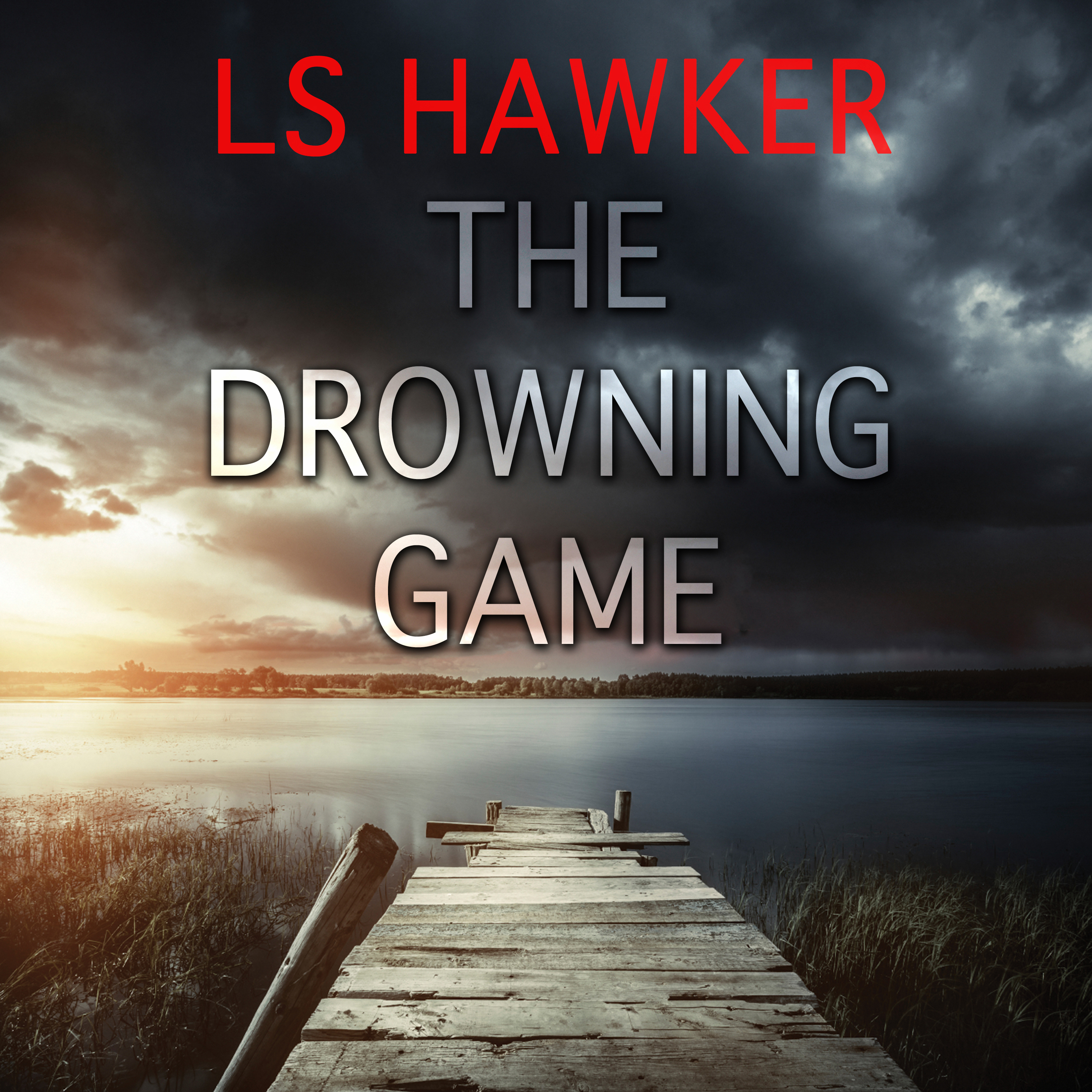 Printable The Drowning Game: A Novel Audiobook Cover Art