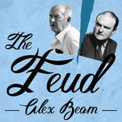 The Feud: Vladimir Nabokov, Edmund Wilson, and the End of a Beautiful Friendship Audiobook, by Alex Beam