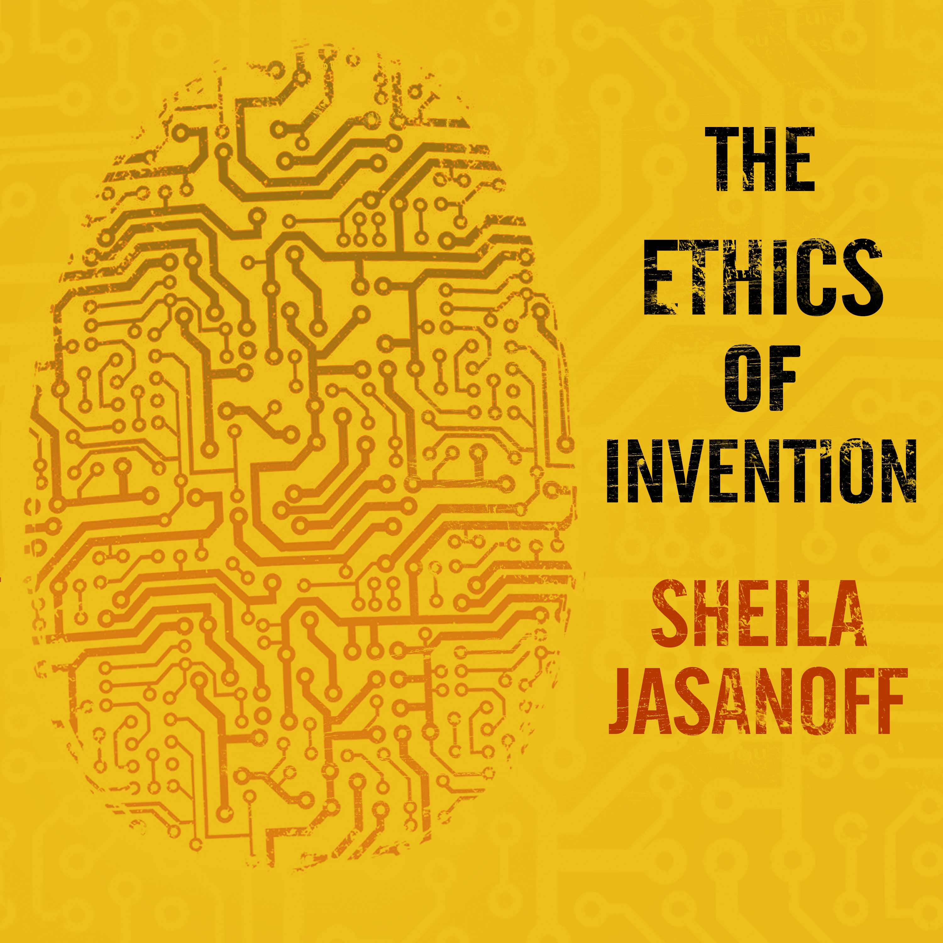 Printable The Ethics of Invention: Technology and the Human Future Audiobook Cover Art