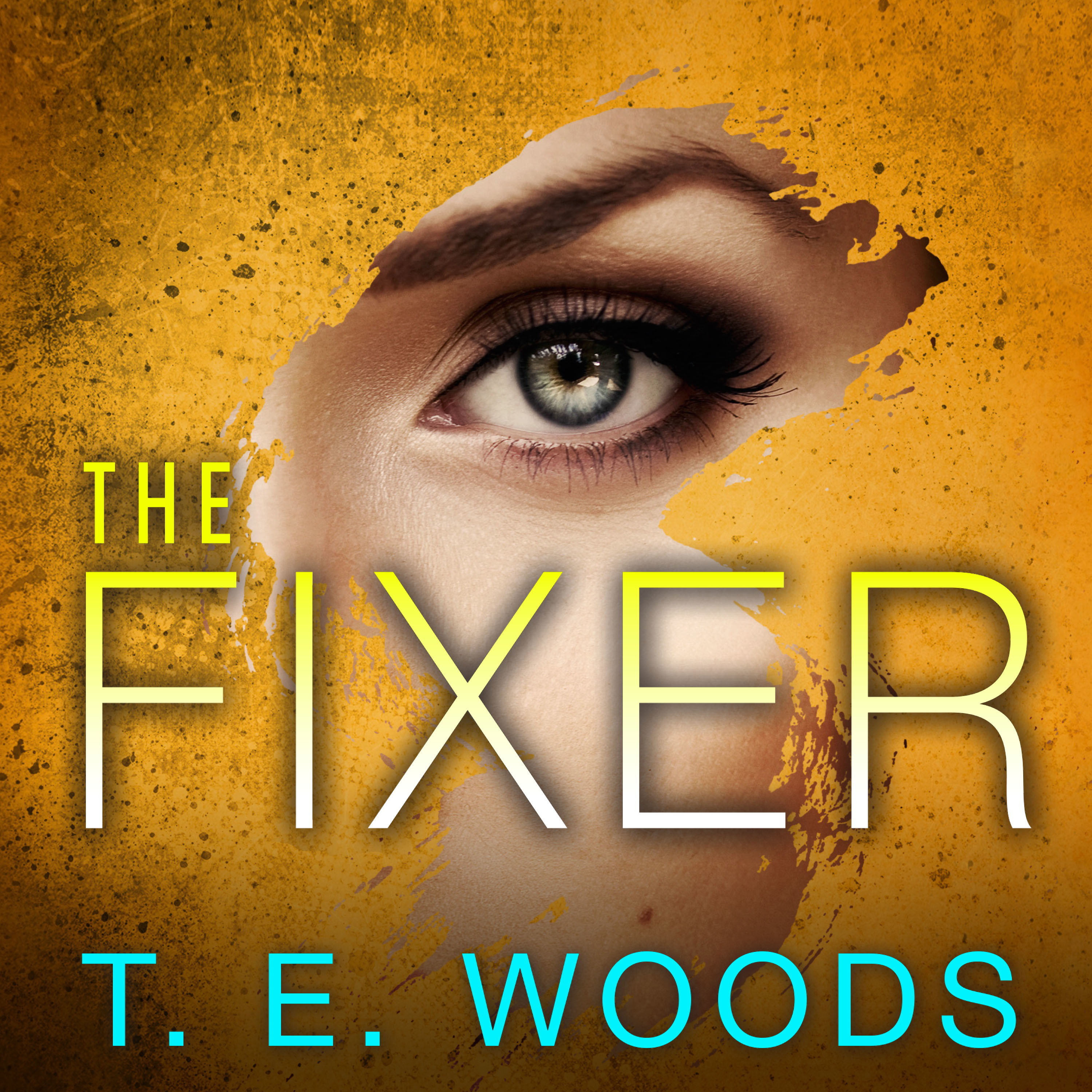 Printable The Fixer  Audiobook Cover Art