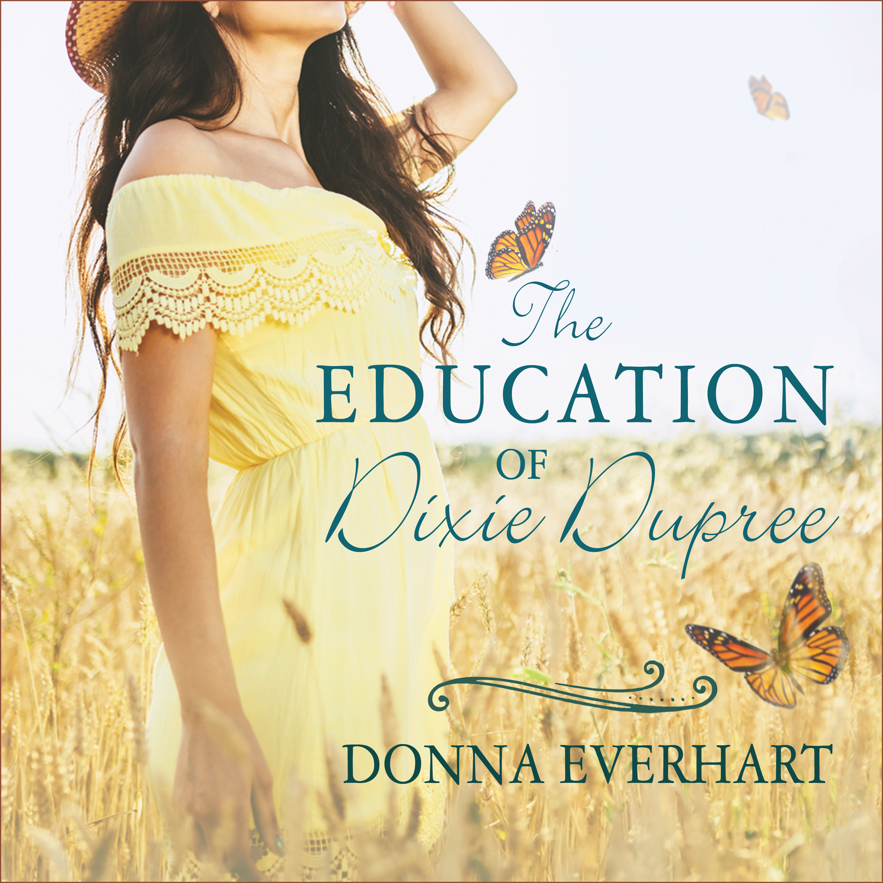 Printable The Education of Dixie Dupree Audiobook Cover Art