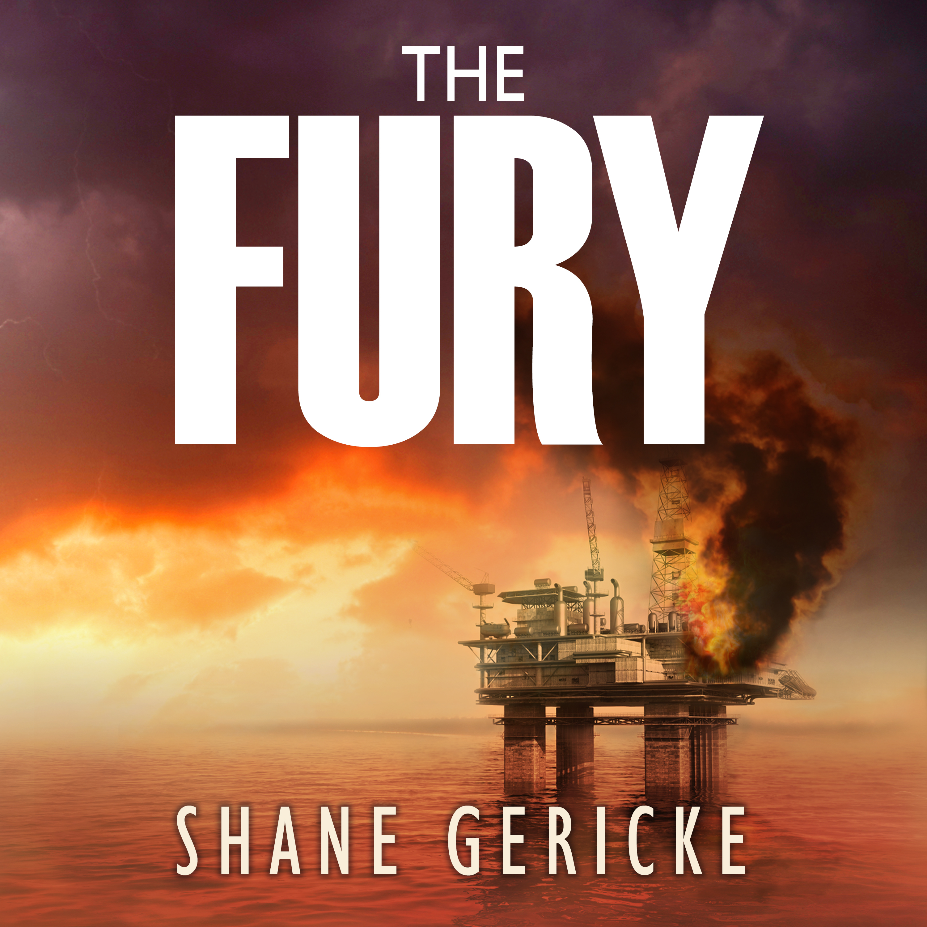 Printable The Fury: A Novel Audiobook Cover Art