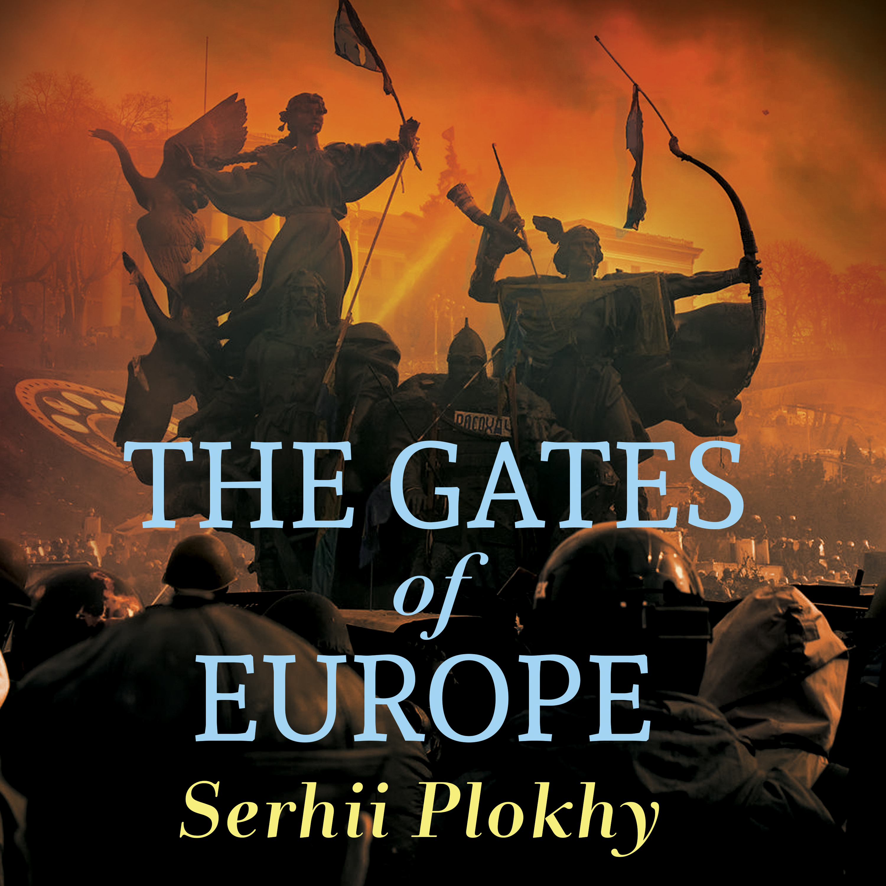 Printable The Gates of Europe: A History of Ukraine Audiobook Cover Art