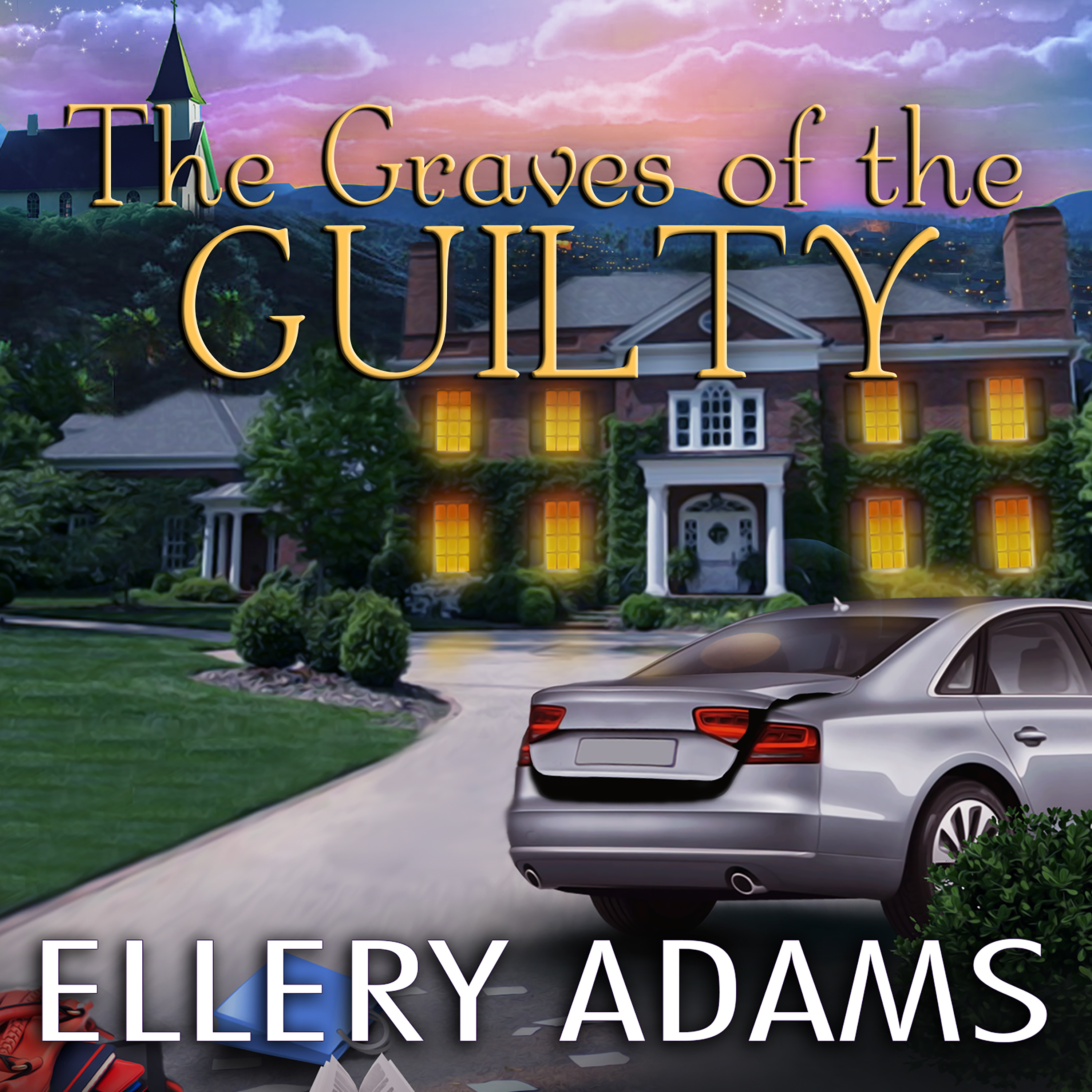 Printable The Graves of the Guilty Audiobook Cover Art