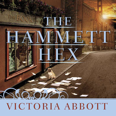 The Hammett Hex Audiobook, by Victoria Abbott