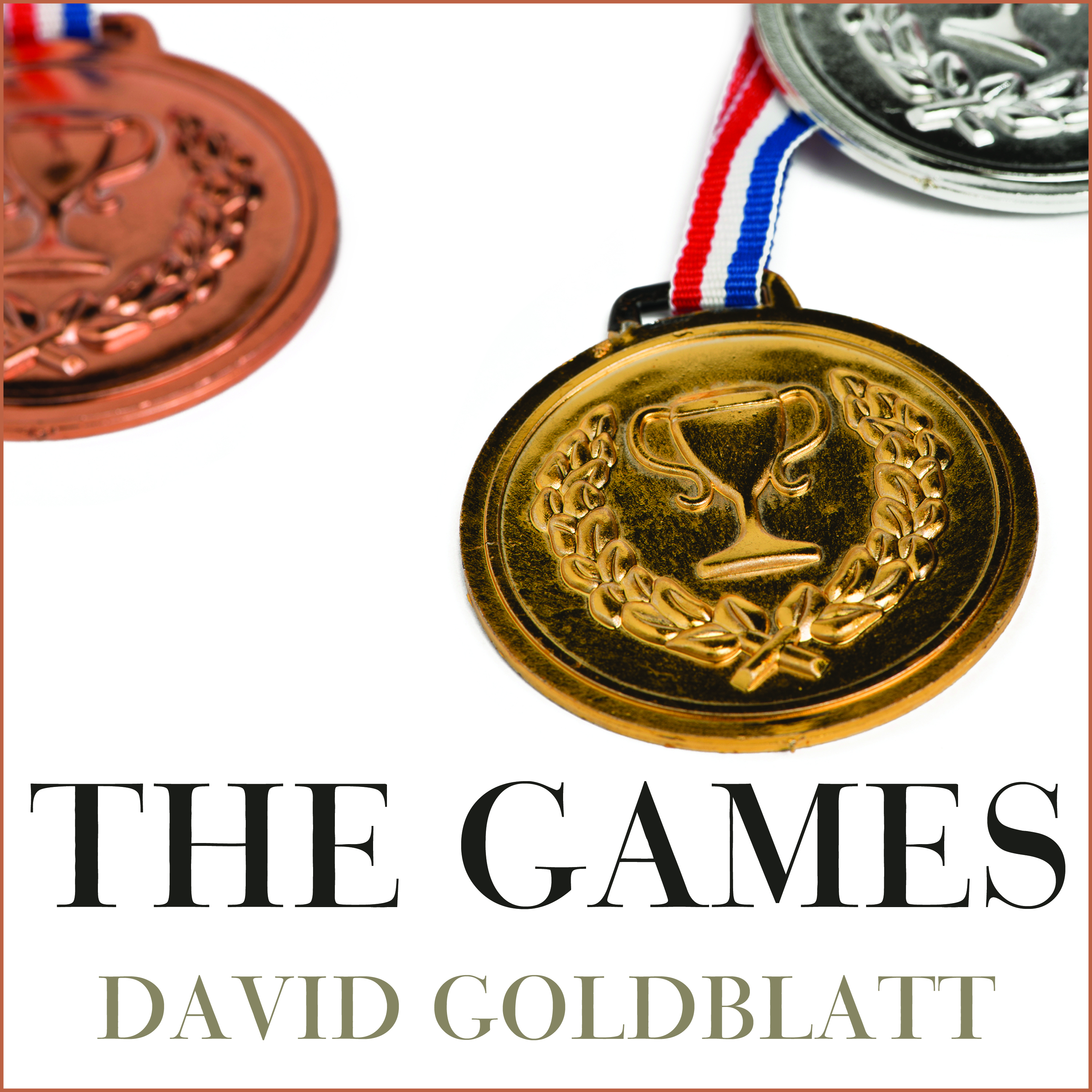 Printable The Games: A Global History of the Olympics Audiobook Cover Art