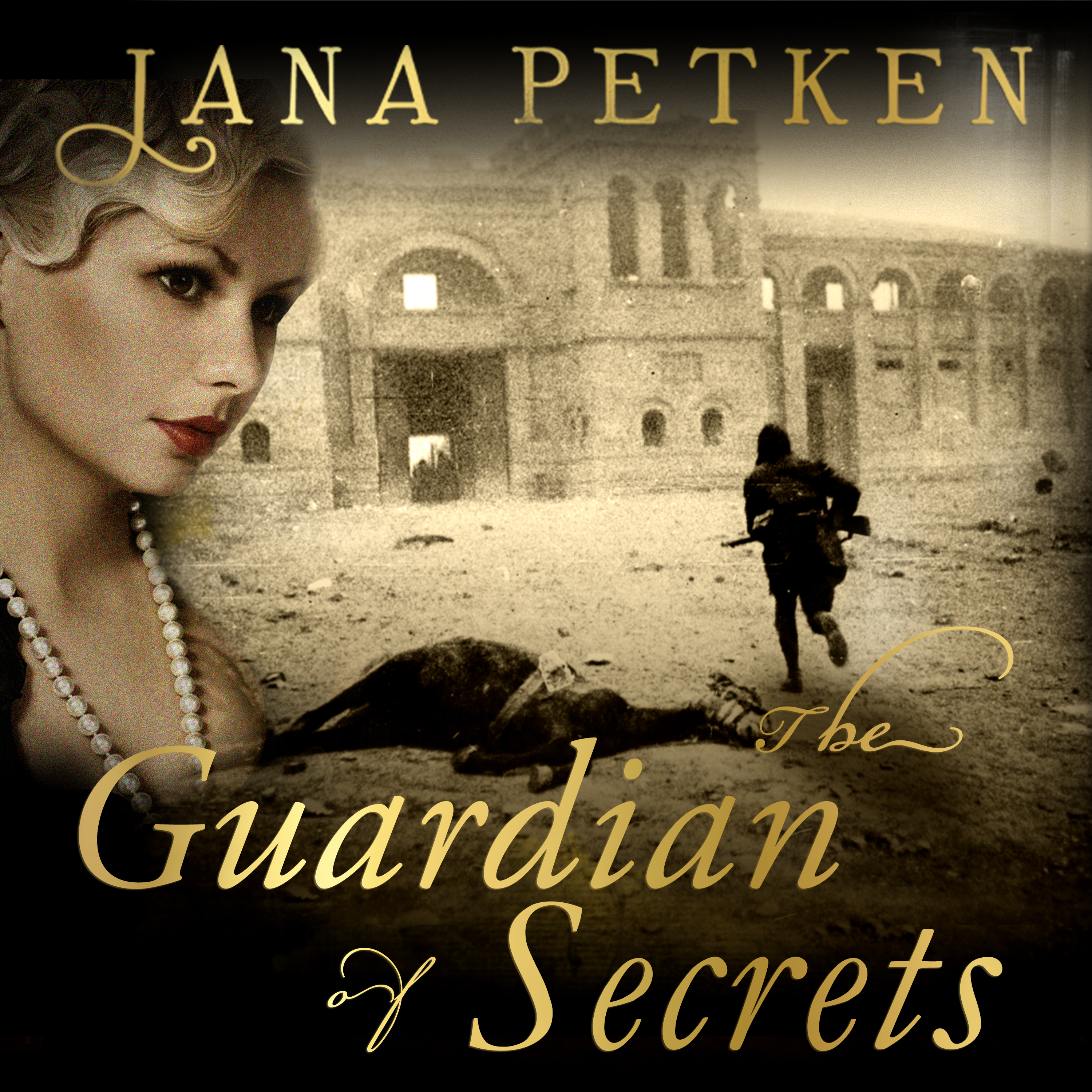 Printable The Guardian of Secrets             Audiobook Cover Art
