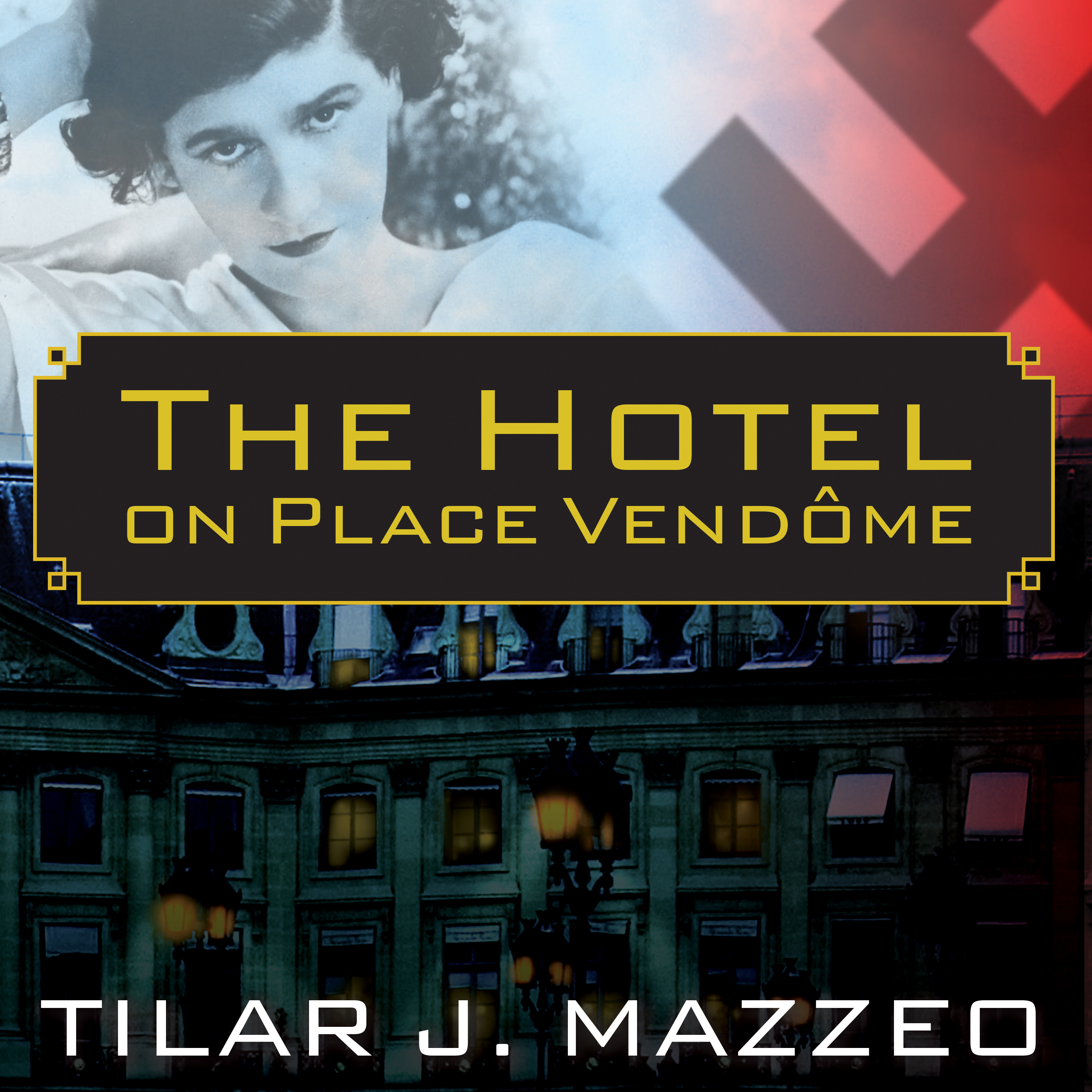 Printable The Hôtel on Place Vendôme: Life, Death, and Betrayal at the Hotel Ritz in Paris Audiobook Cover Art