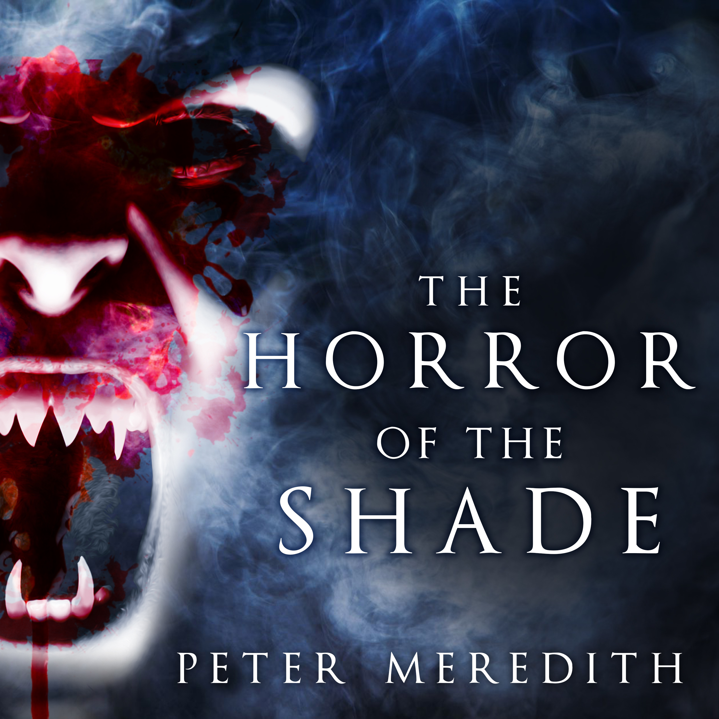 Printable The Horror of the Shade Audiobook Cover Art