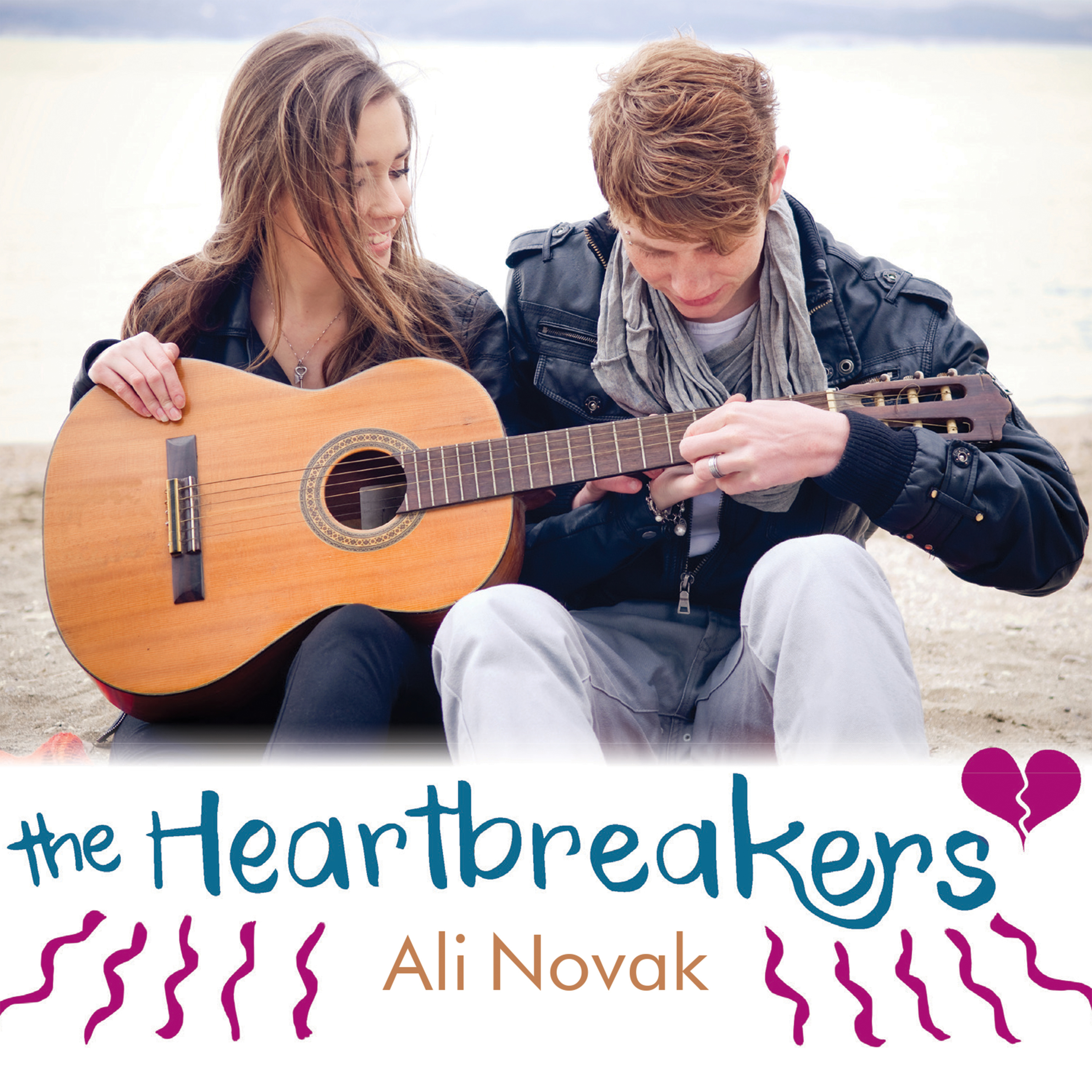 Printable The Heartbreakers Audiobook Cover Art
