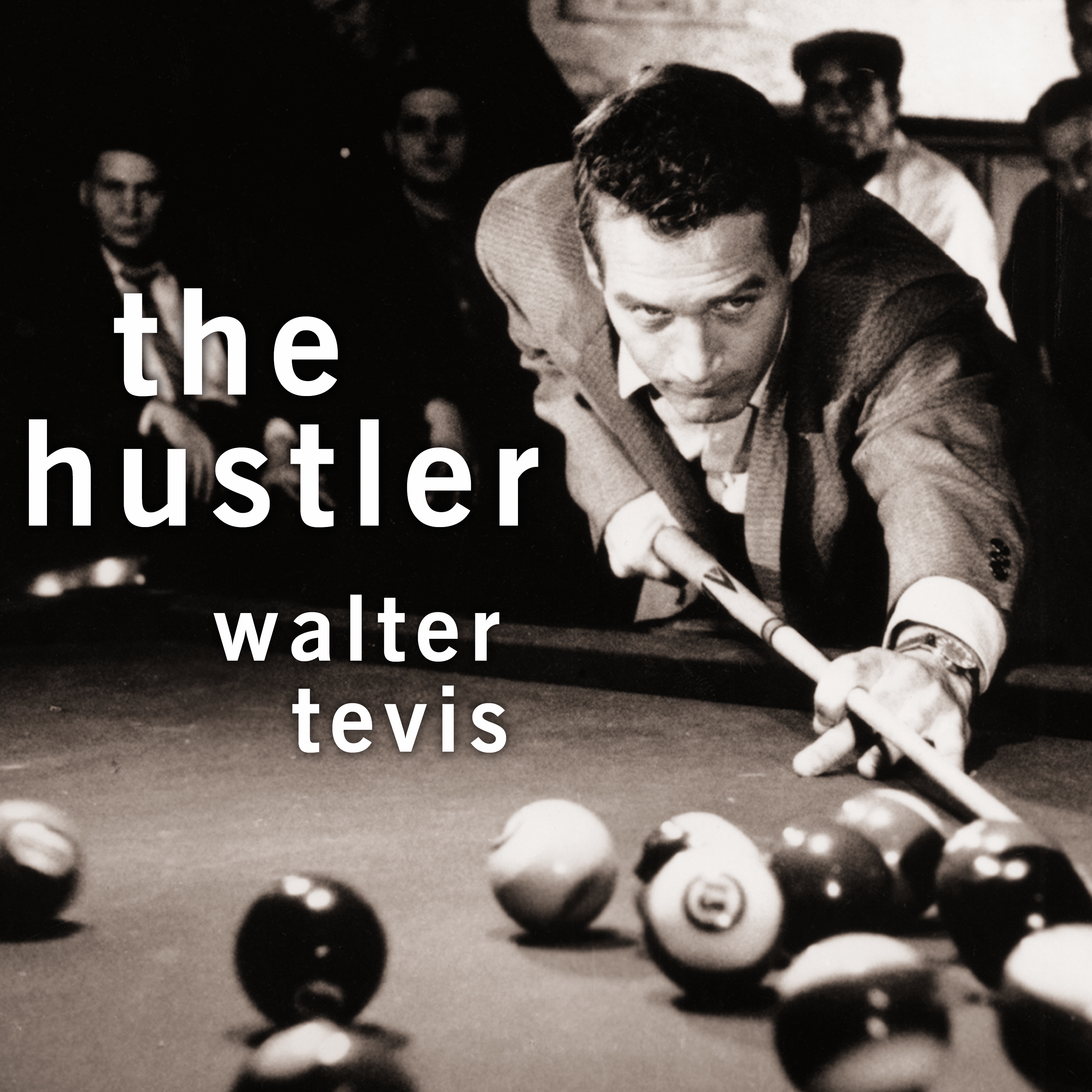 Printable The Hustler Audiobook Cover Art