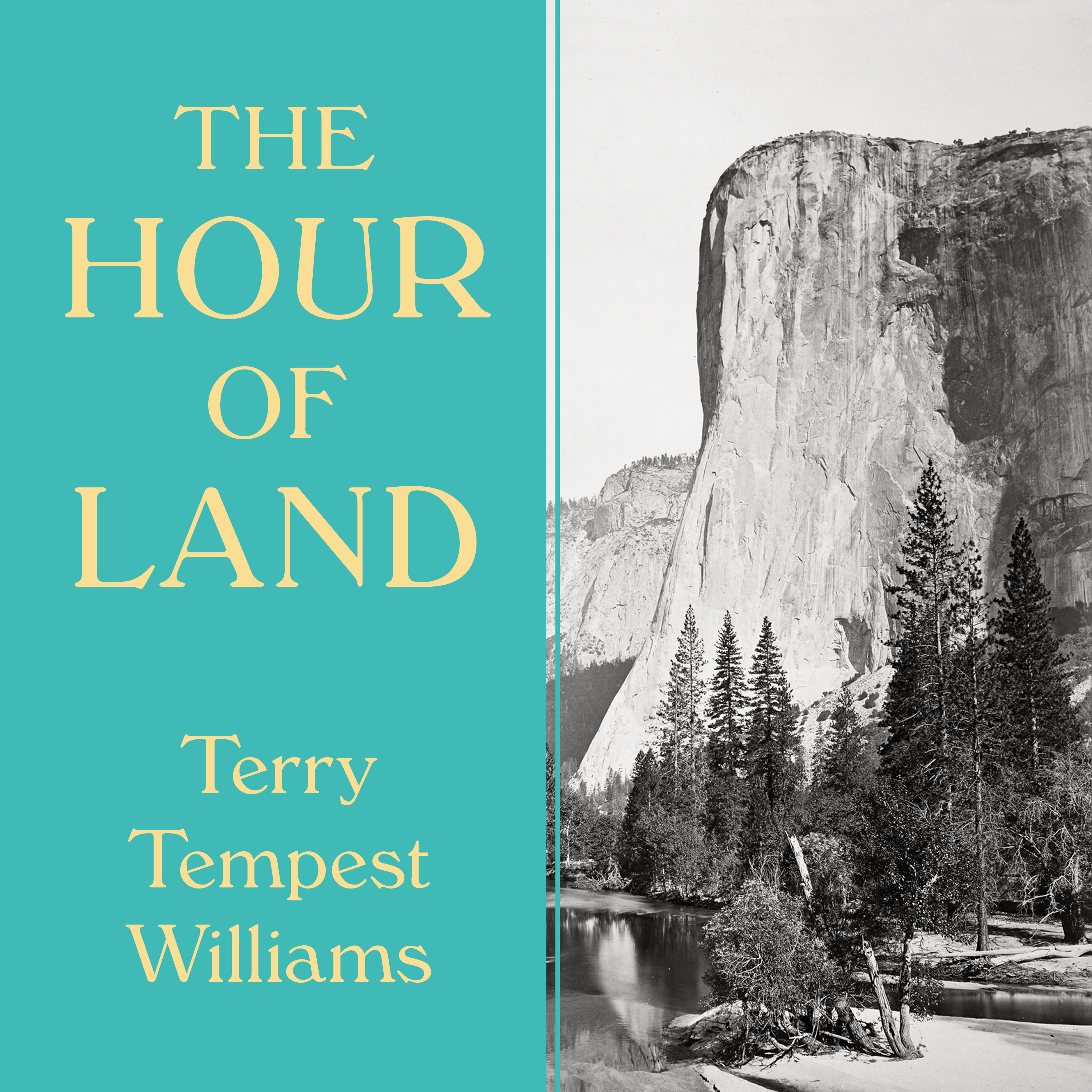 Printable The Hour of Land: A Personal Topography of America's National Parks Audiobook Cover Art