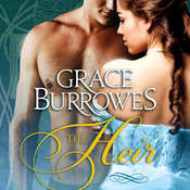 The Heir Audiobook, by Grace Burrowes