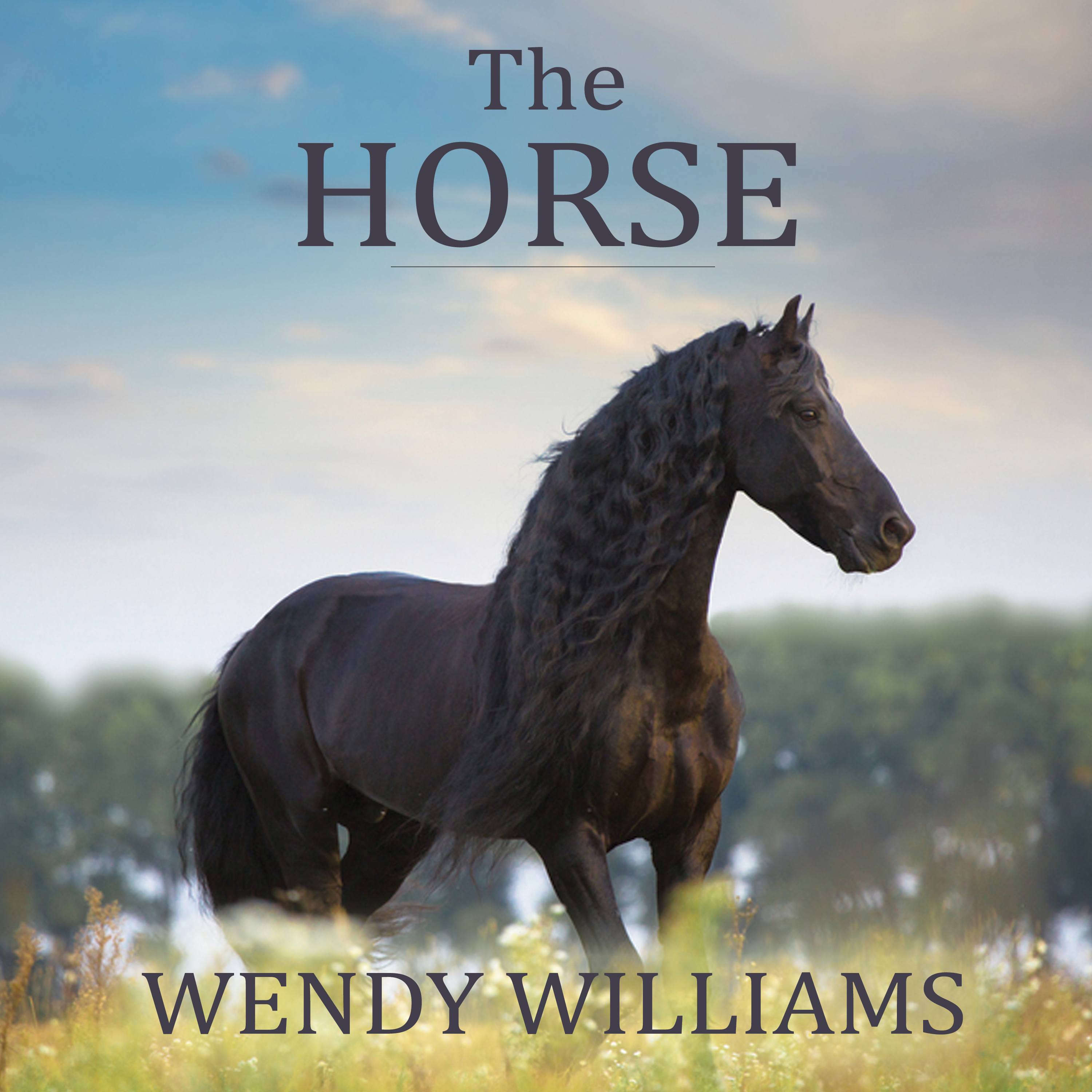Printable The Horse: The Epic History of Our Noble Companion Audiobook Cover Art