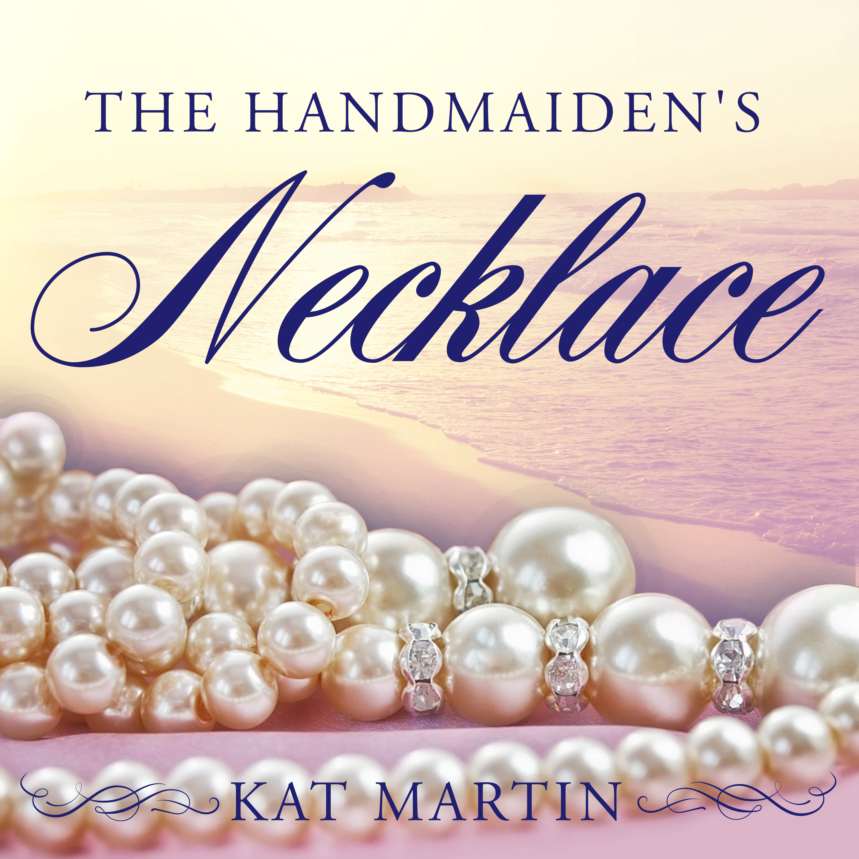 Printable The Handmaiden's Necklace Audiobook Cover Art