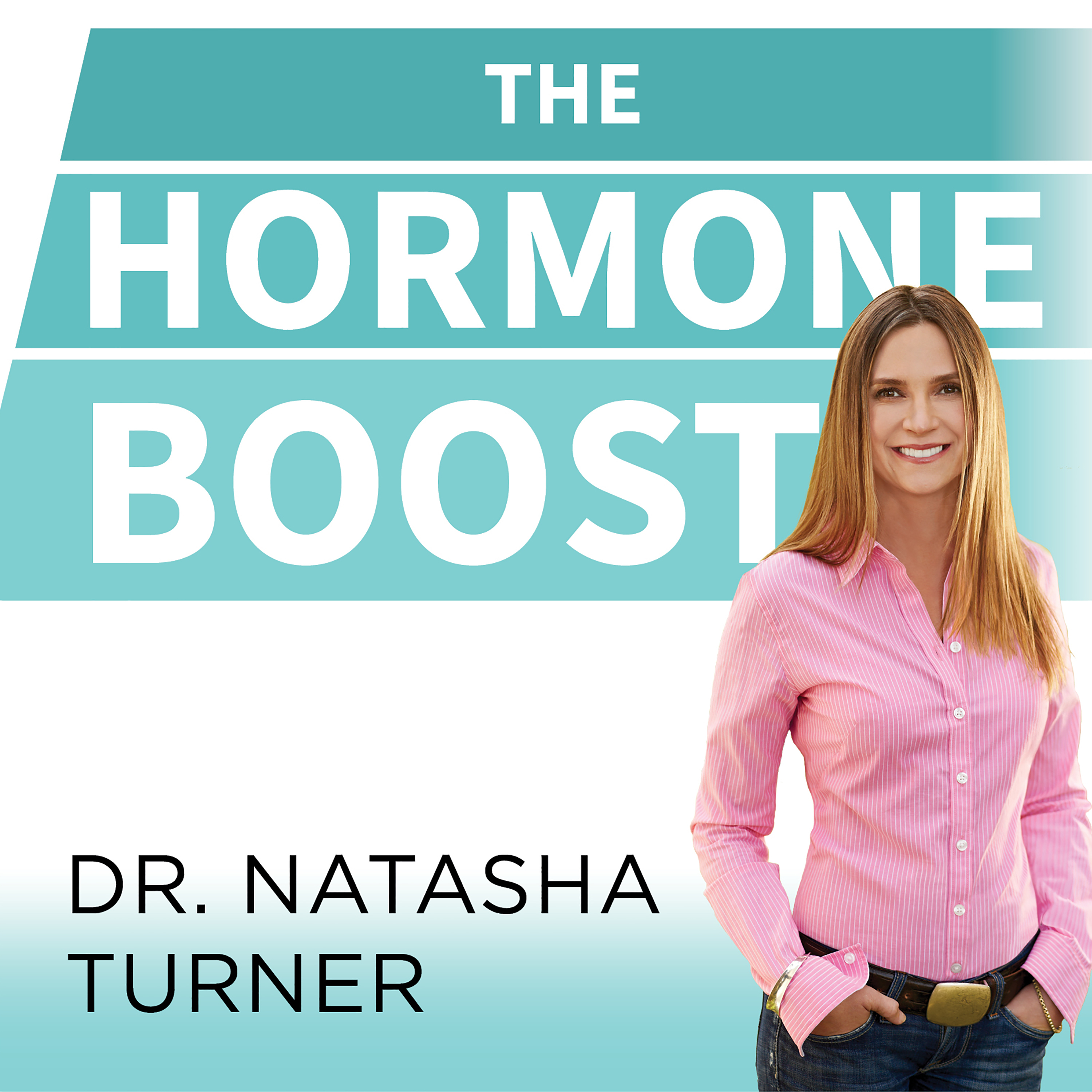 Printable The Hormone Boost: How to Power Up Your 6 Essential Hormones for Strength, Energy, and Weight Loss Audiobook Cover Art
