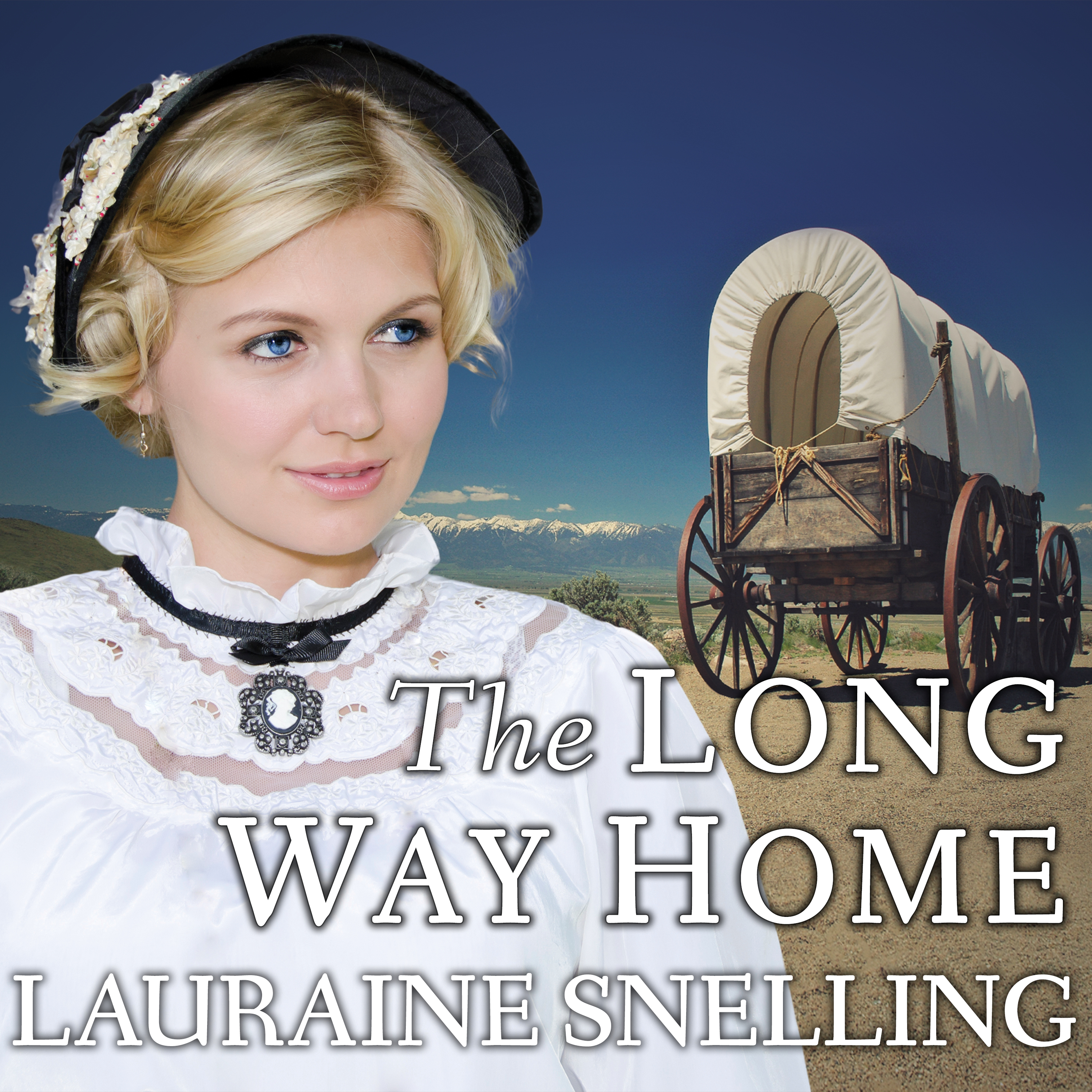 Printable The Long Way Home Audiobook Cover Art