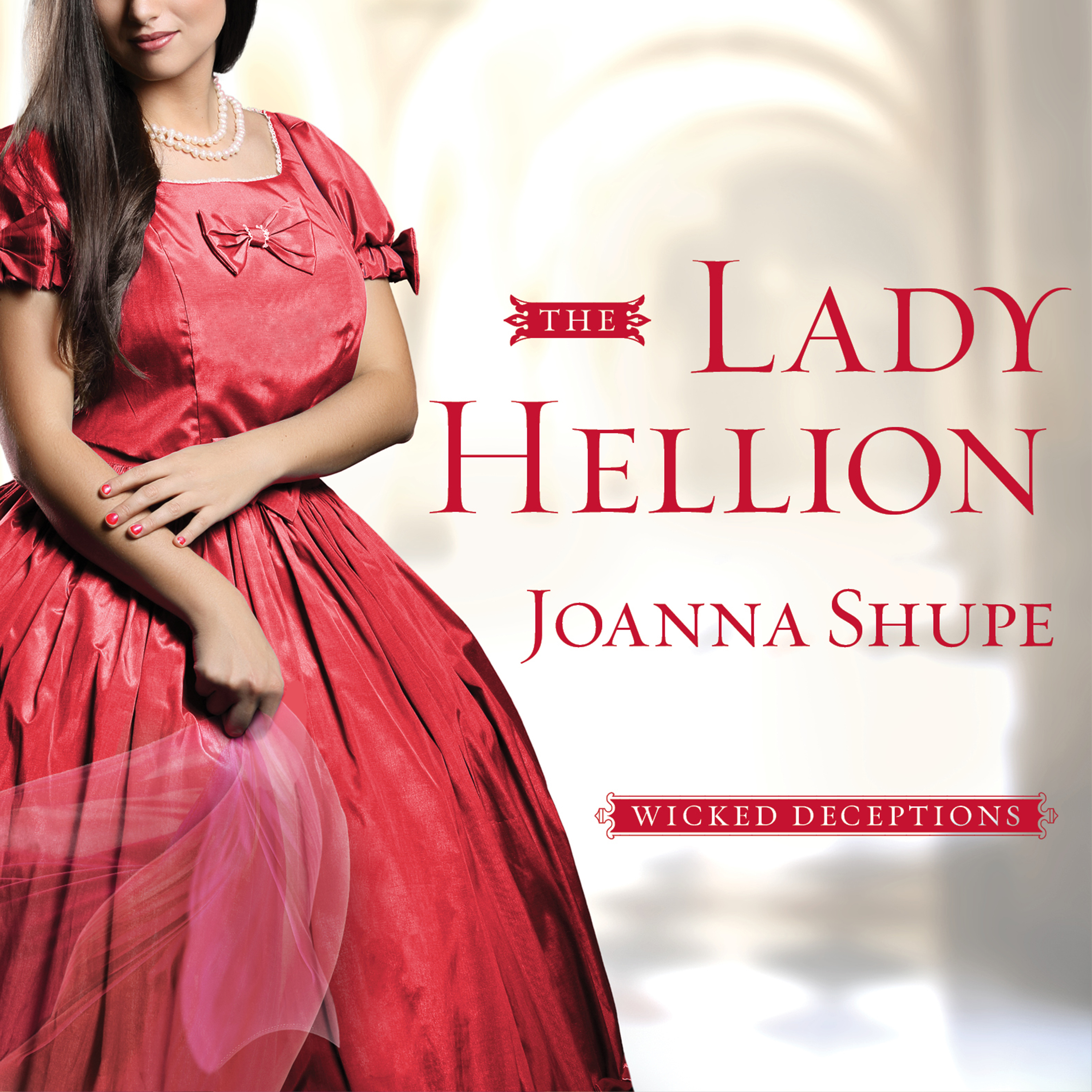 Printable The Lady Hellion Audiobook Cover Art