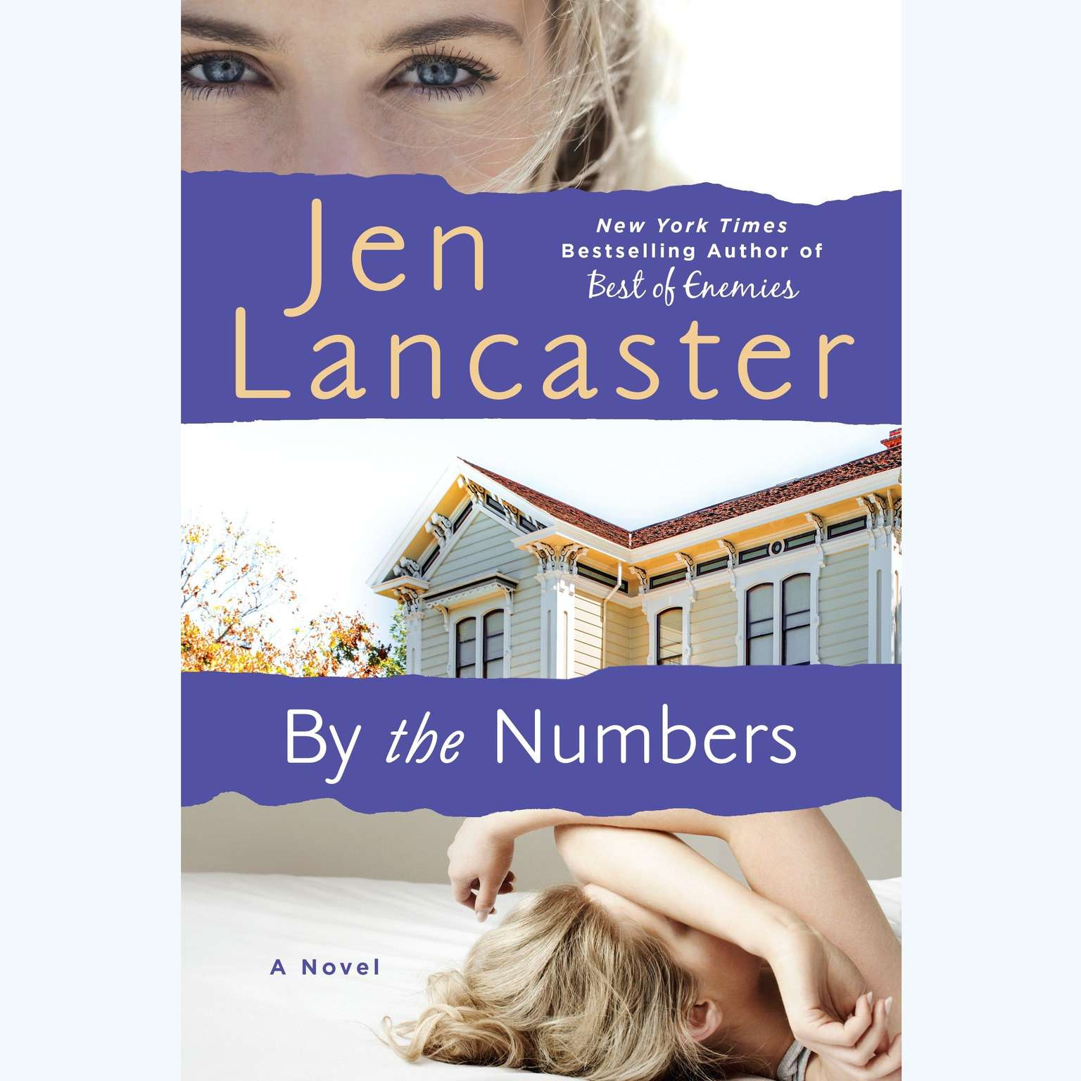 Printable By The Numbers Audiobook Cover Art