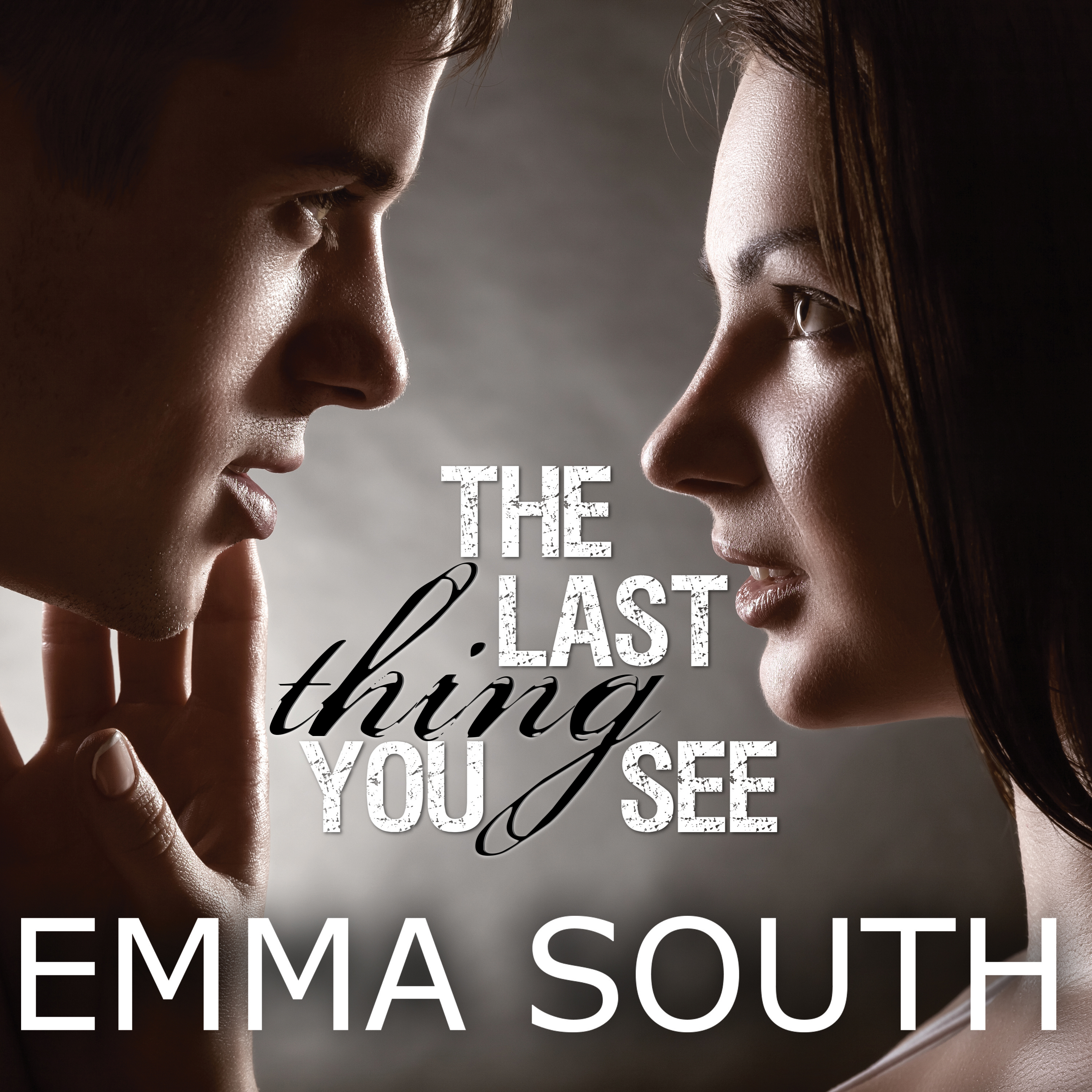 Printable The Last Thing You See Audiobook Cover Art