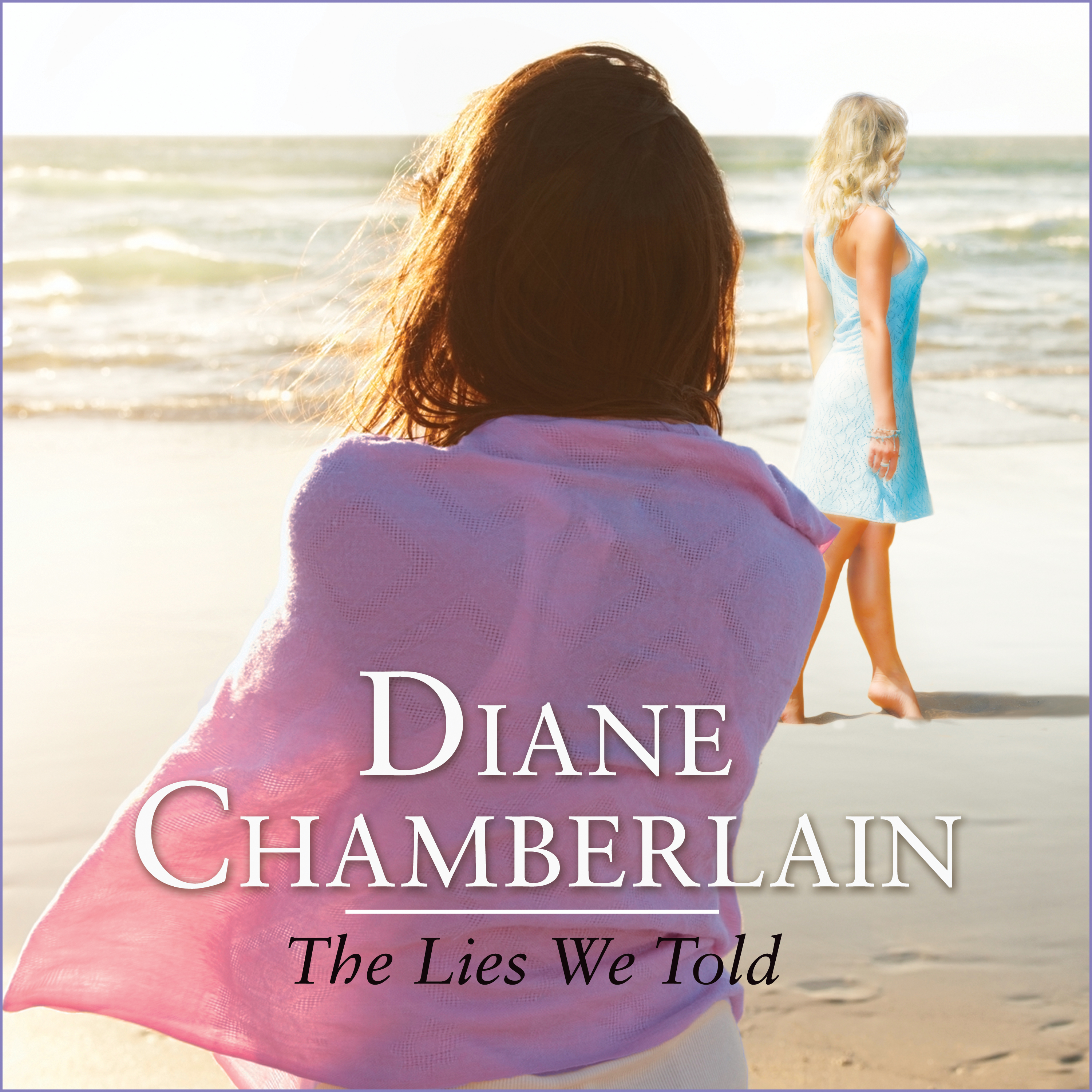 Printable The Lies We Told Audiobook Cover Art