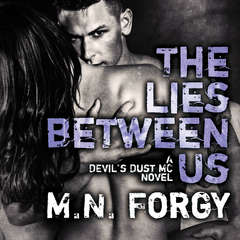 The Lies Between Us Audiobook, by M. N. Forgy