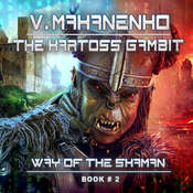 The Kartoss Gambit Audiobook, by Vasily Mahanenko