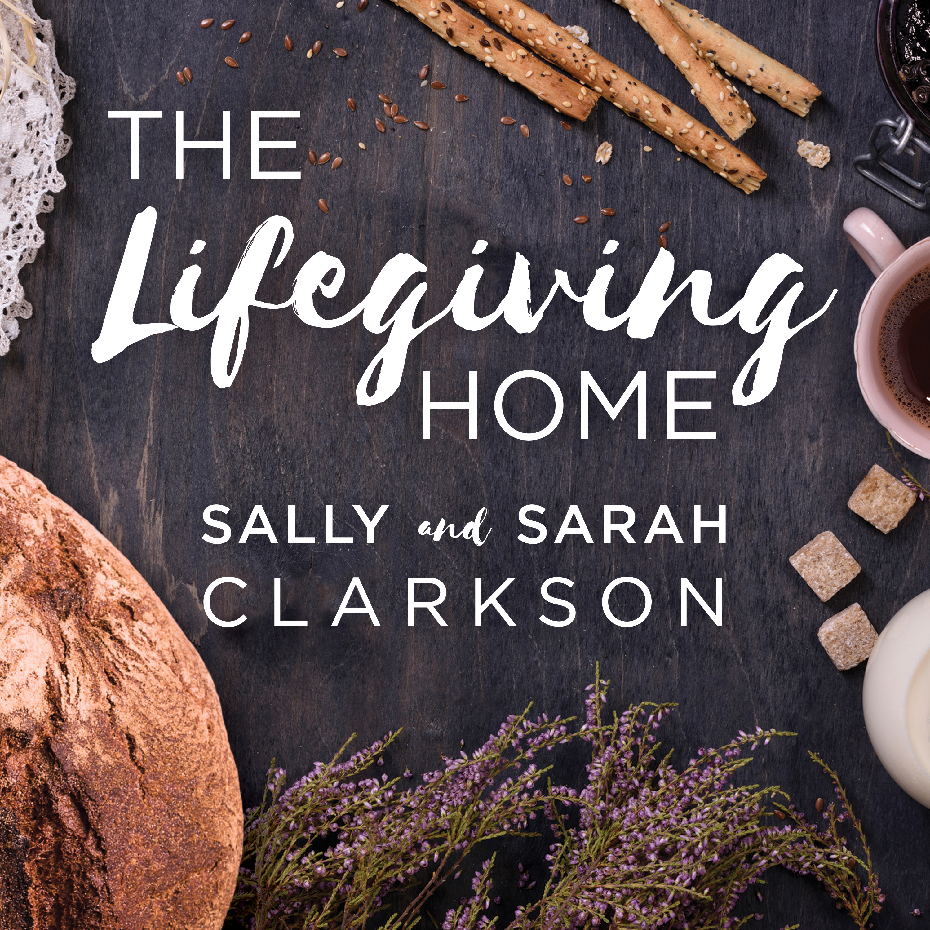 Printable The Lifegiving Home: Creating a Place of Belonging and Becoming Audiobook Cover Art