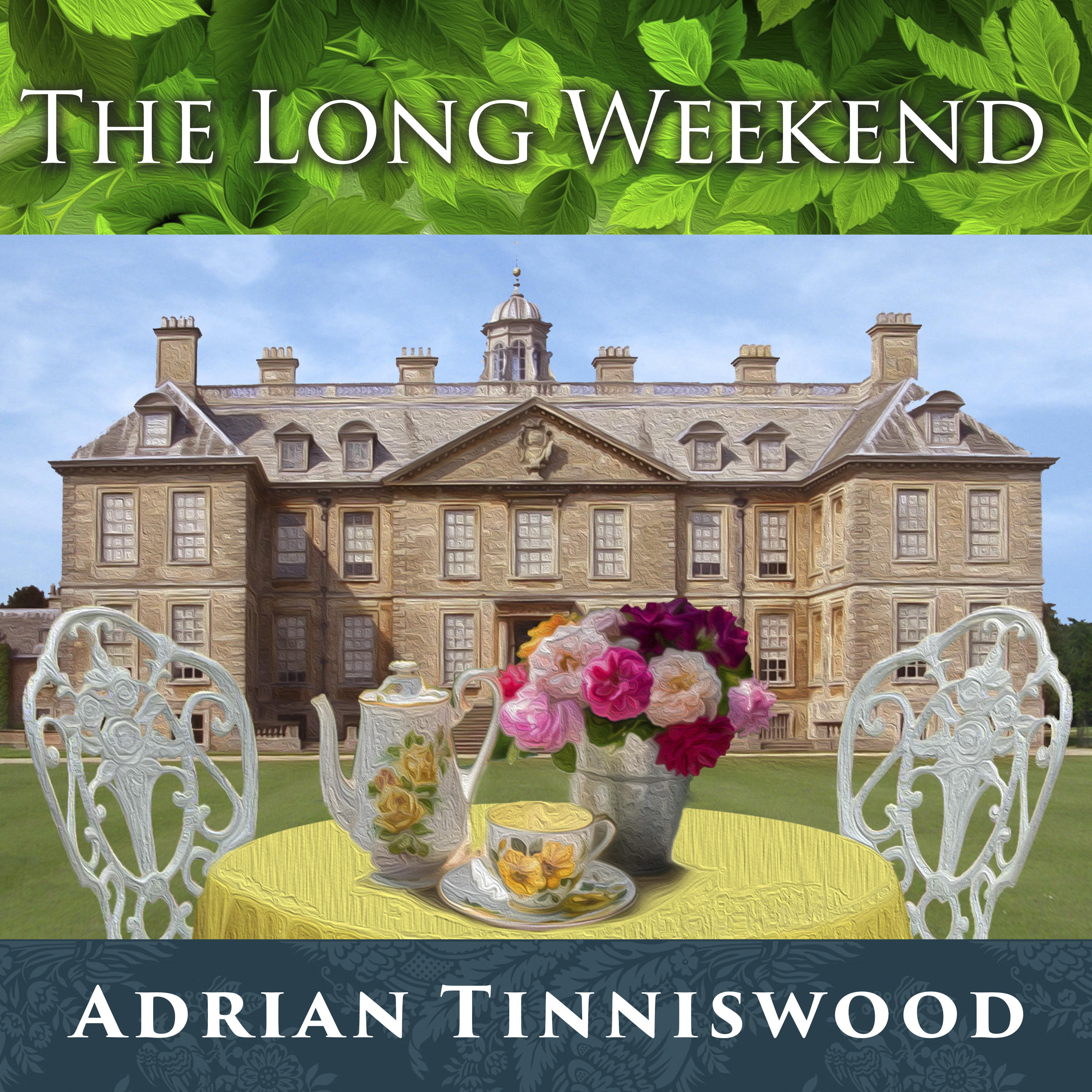 Printable The Long Weekend: Life in the English Country House, 1918-1939 Audiobook Cover Art