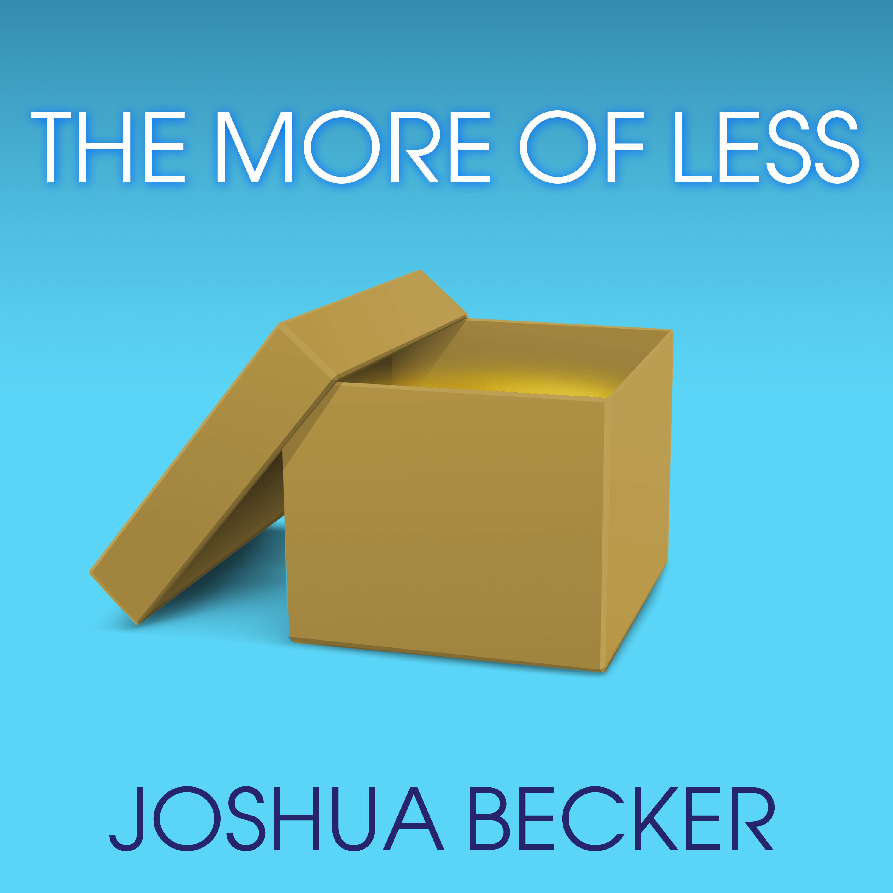 Printable The More of Less Audiobook Cover Art