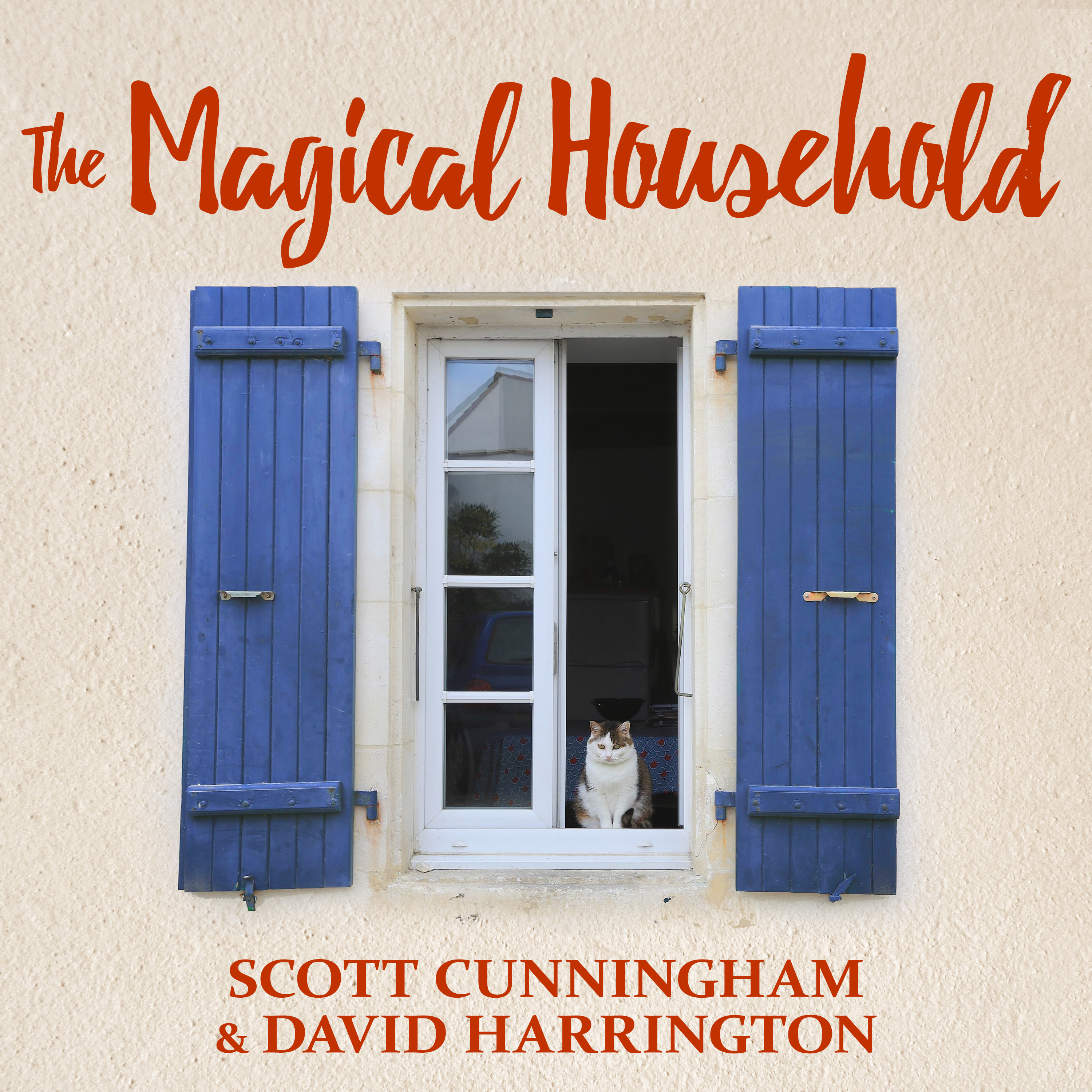 Printable The Magical Household: Spells & Rituals for the Home Audiobook Cover Art