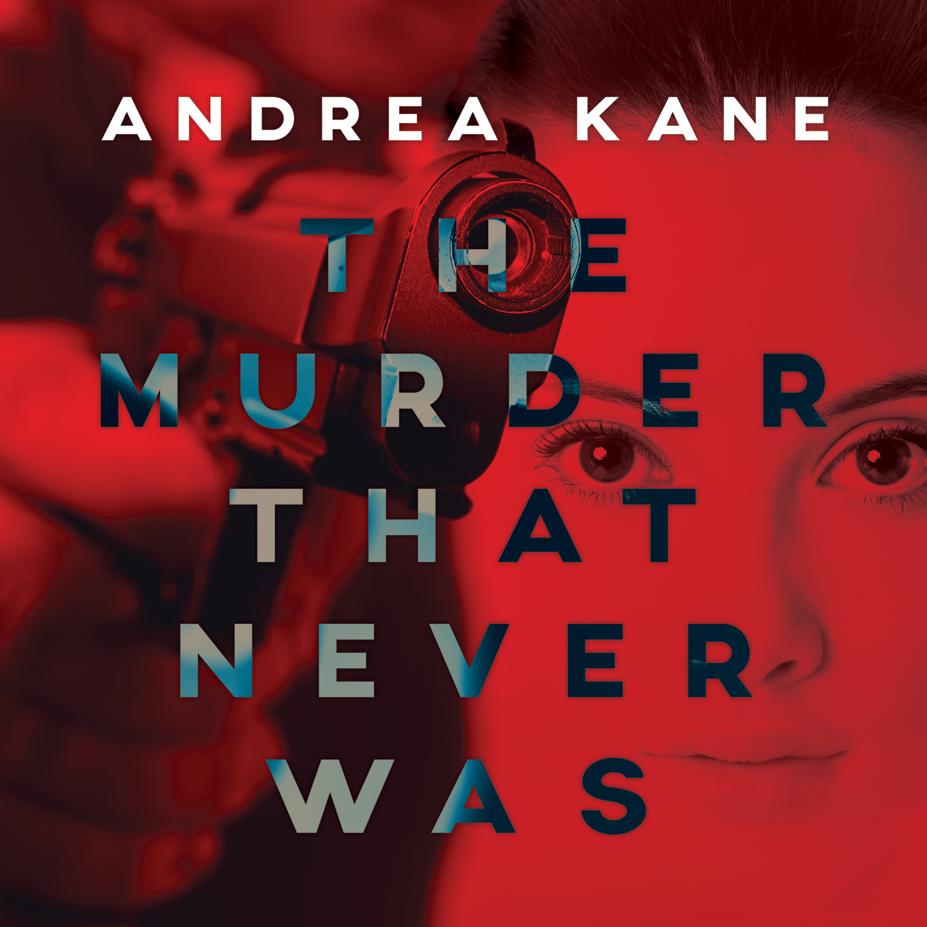 Printable The Murder That Never Was Audiobook Cover Art